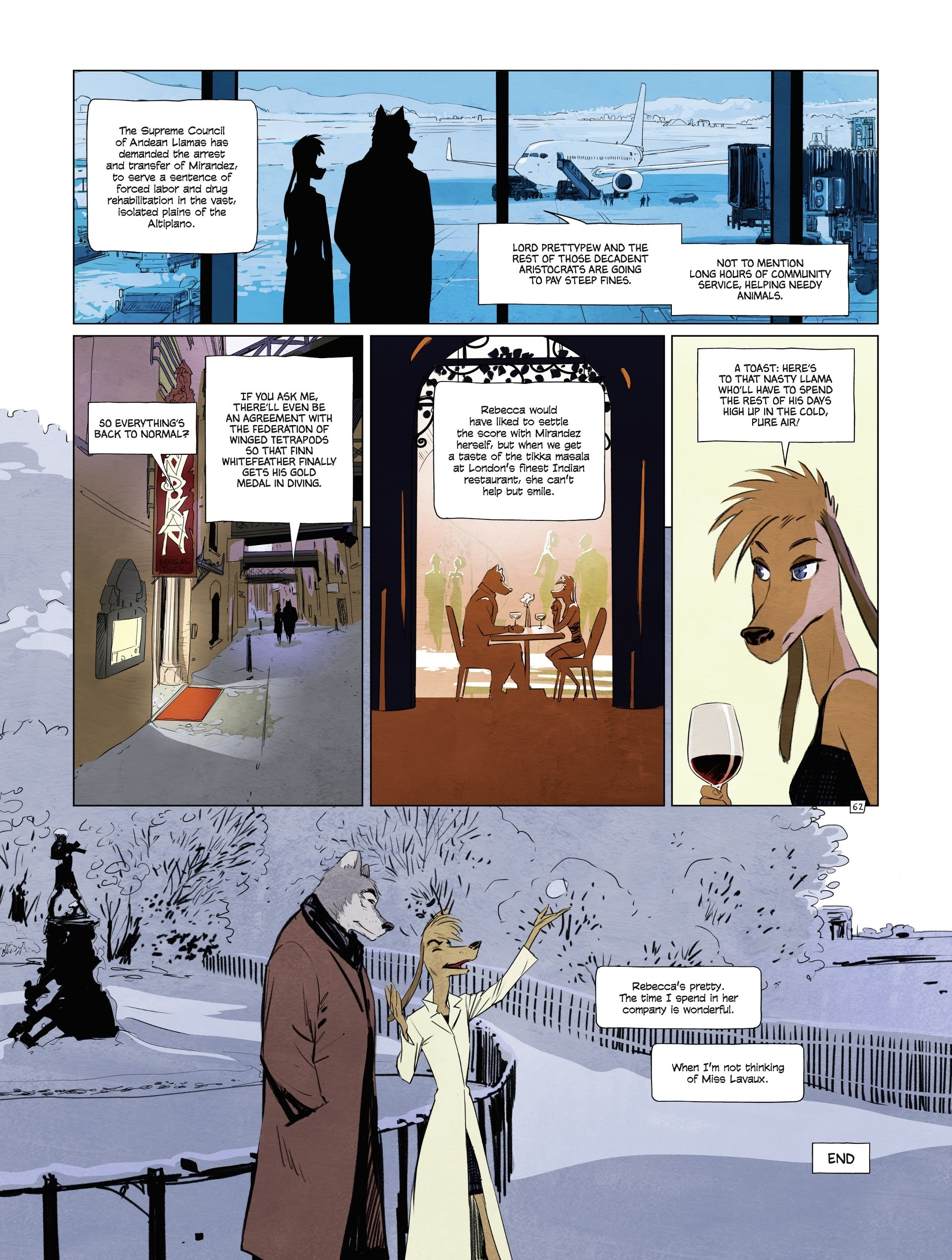 Read online Jack Wolfgang comic -  Issue #3 - 66