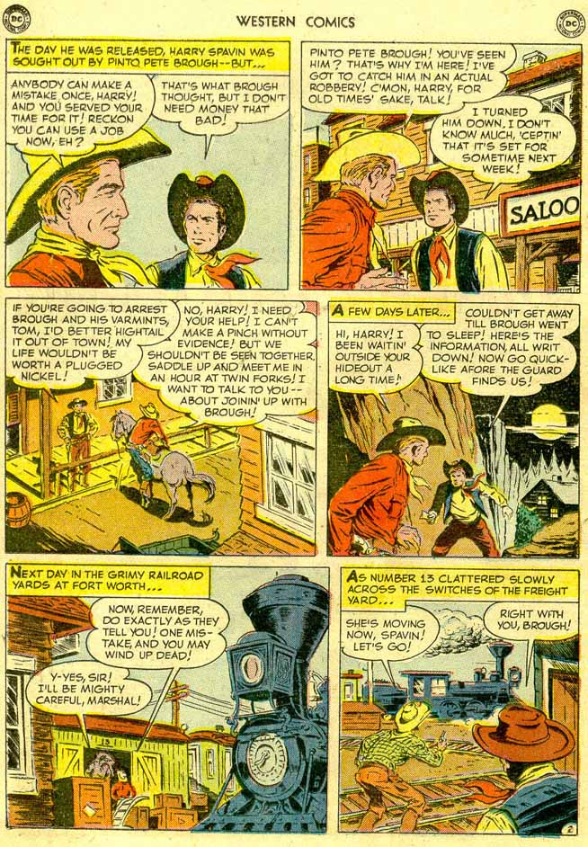 Western Comics issue 23 - Page 36