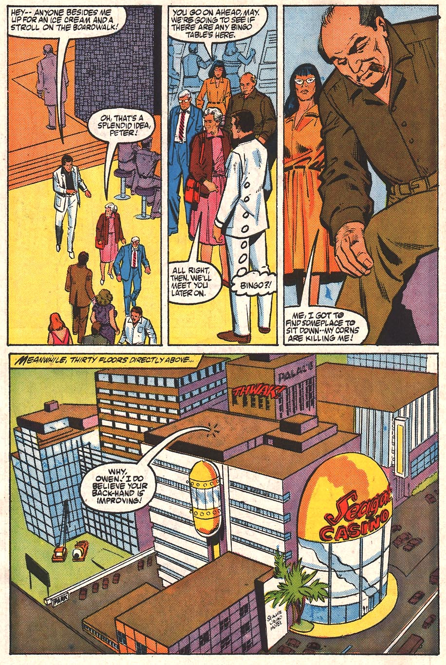 Web of Spider-Man (1985) Issue #24 #34 - English 5