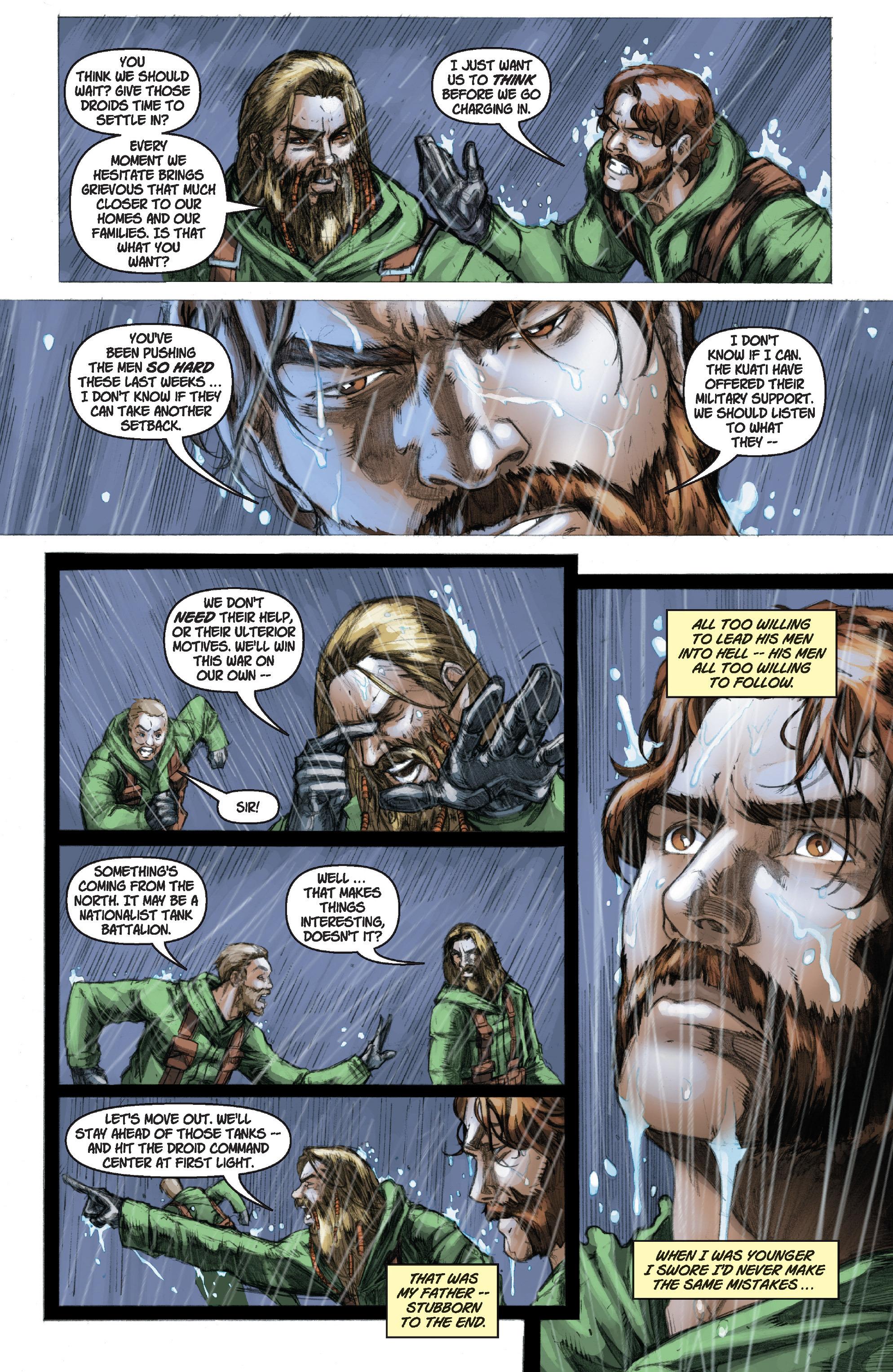 Read online Star Wars Omnibus comic -  Issue # Vol. 20 - 120