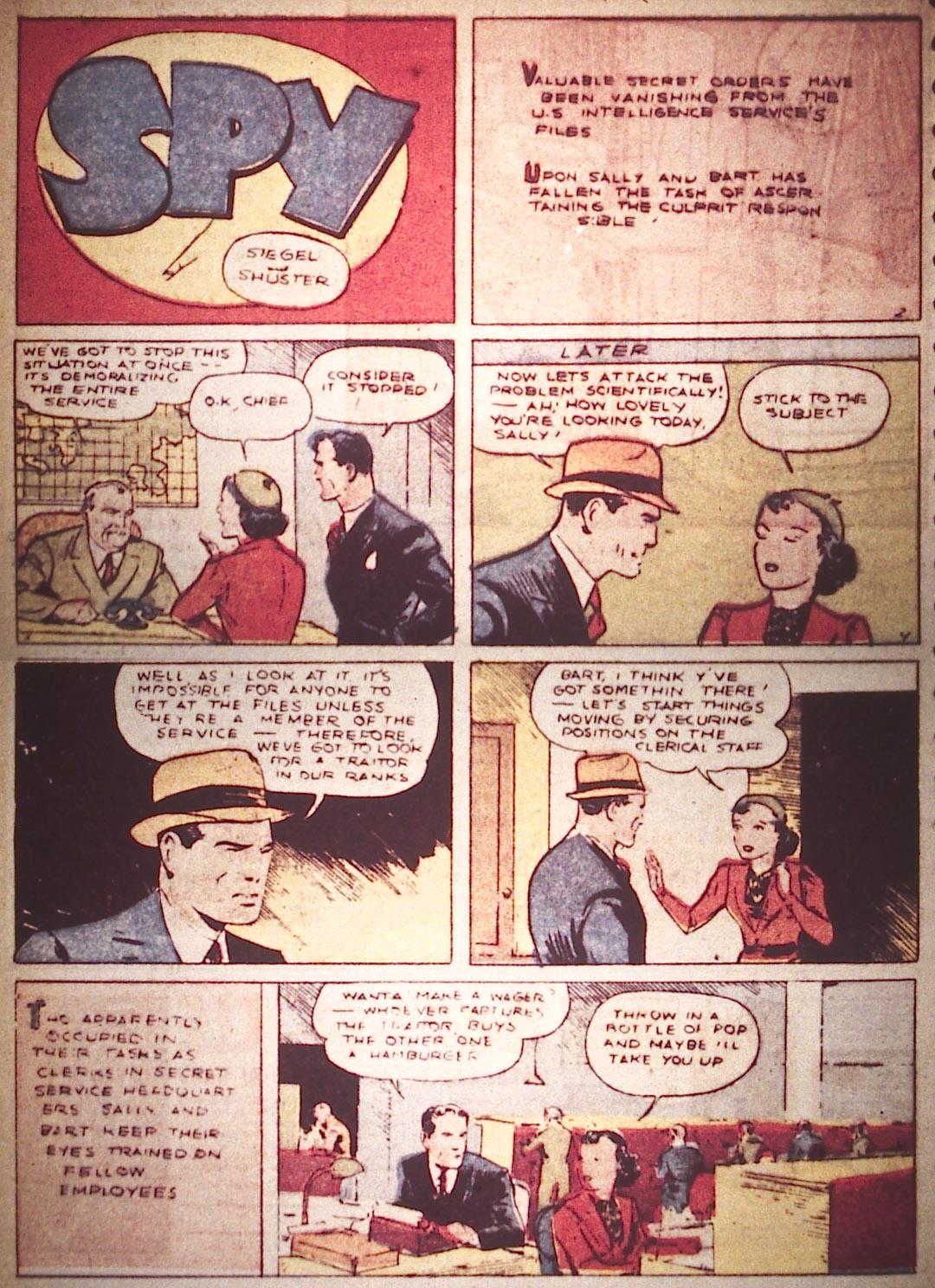 Read online Detective Comics (1937) comic -  Issue #16 - 36