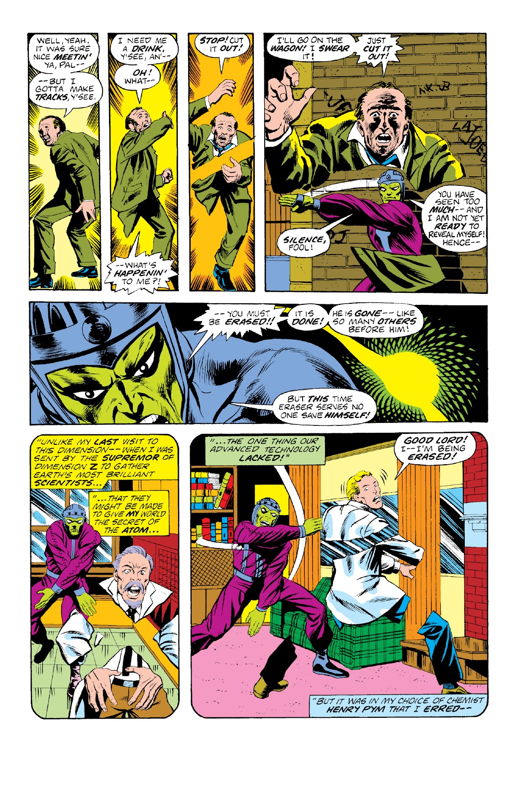 Read online Marvel Two-In-One Epic Collection: Cry Monster comic -  Issue # TPB (Part 4) - 18