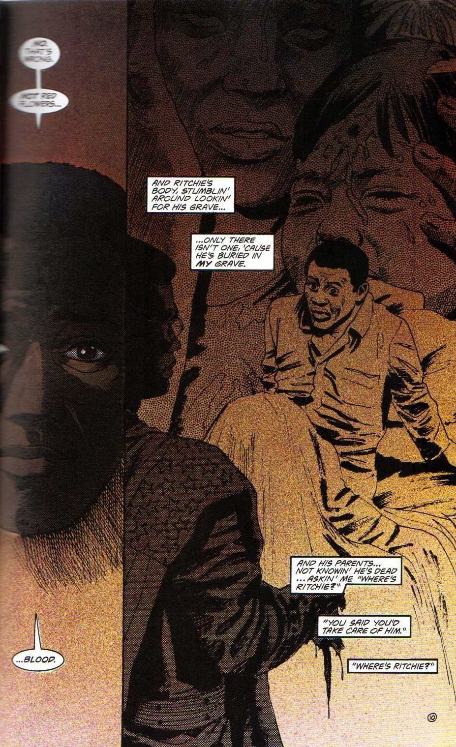 Read online Shado: Song of the Dragon comic -  Issue #4 - 13