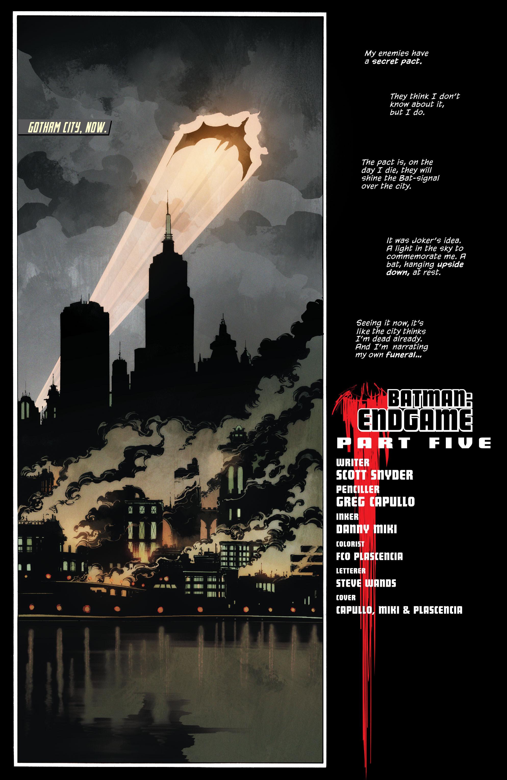 Read online Batman (2011) comic -  Issue # _TPB 7 - 103