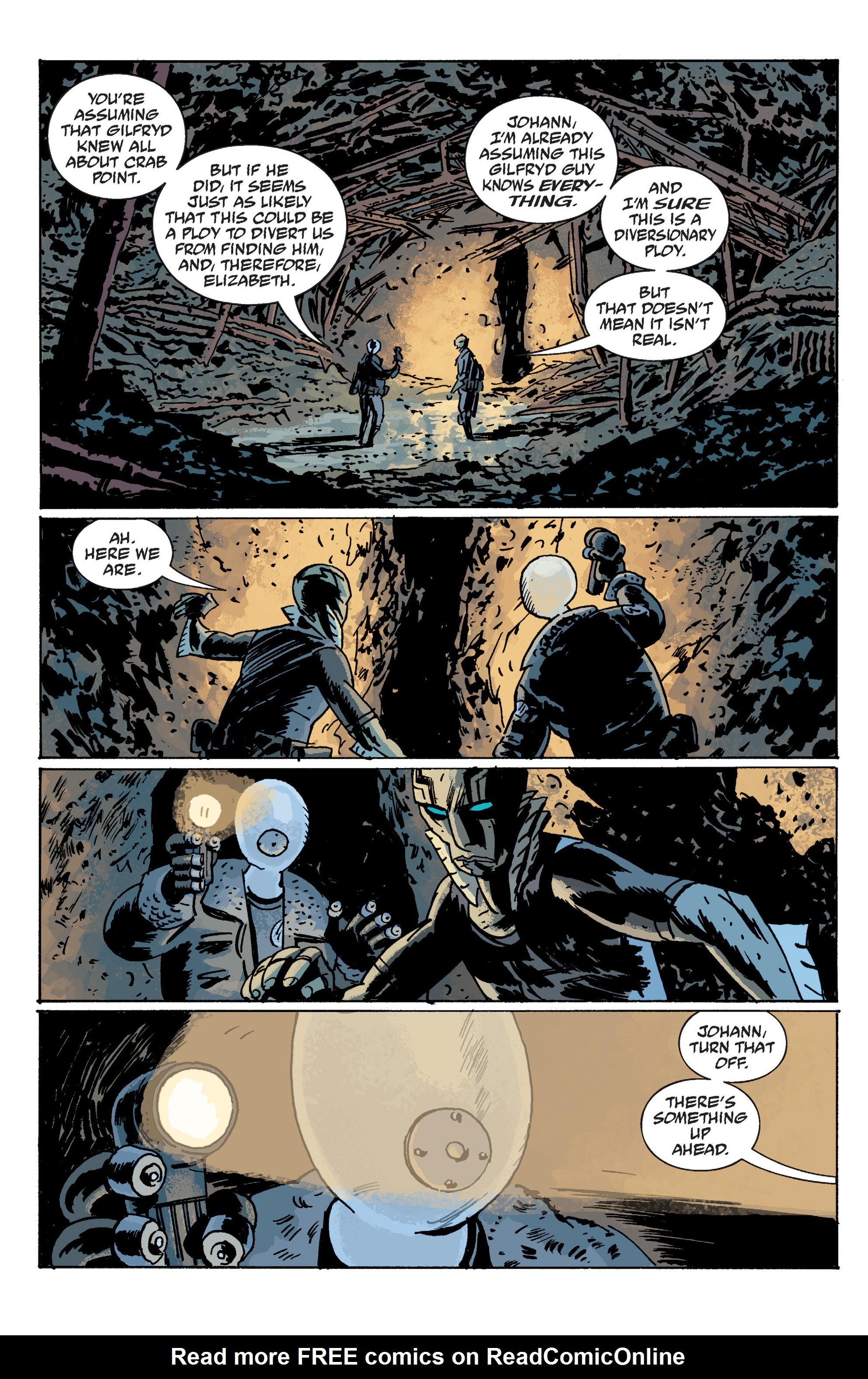 Read online B.P.R.D. (2003) comic -  Issue # TPB 10 - 80