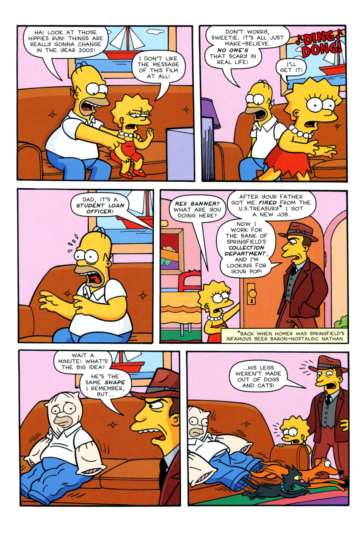 Read online Simpsons Comics comic -  Issue #213 - 4