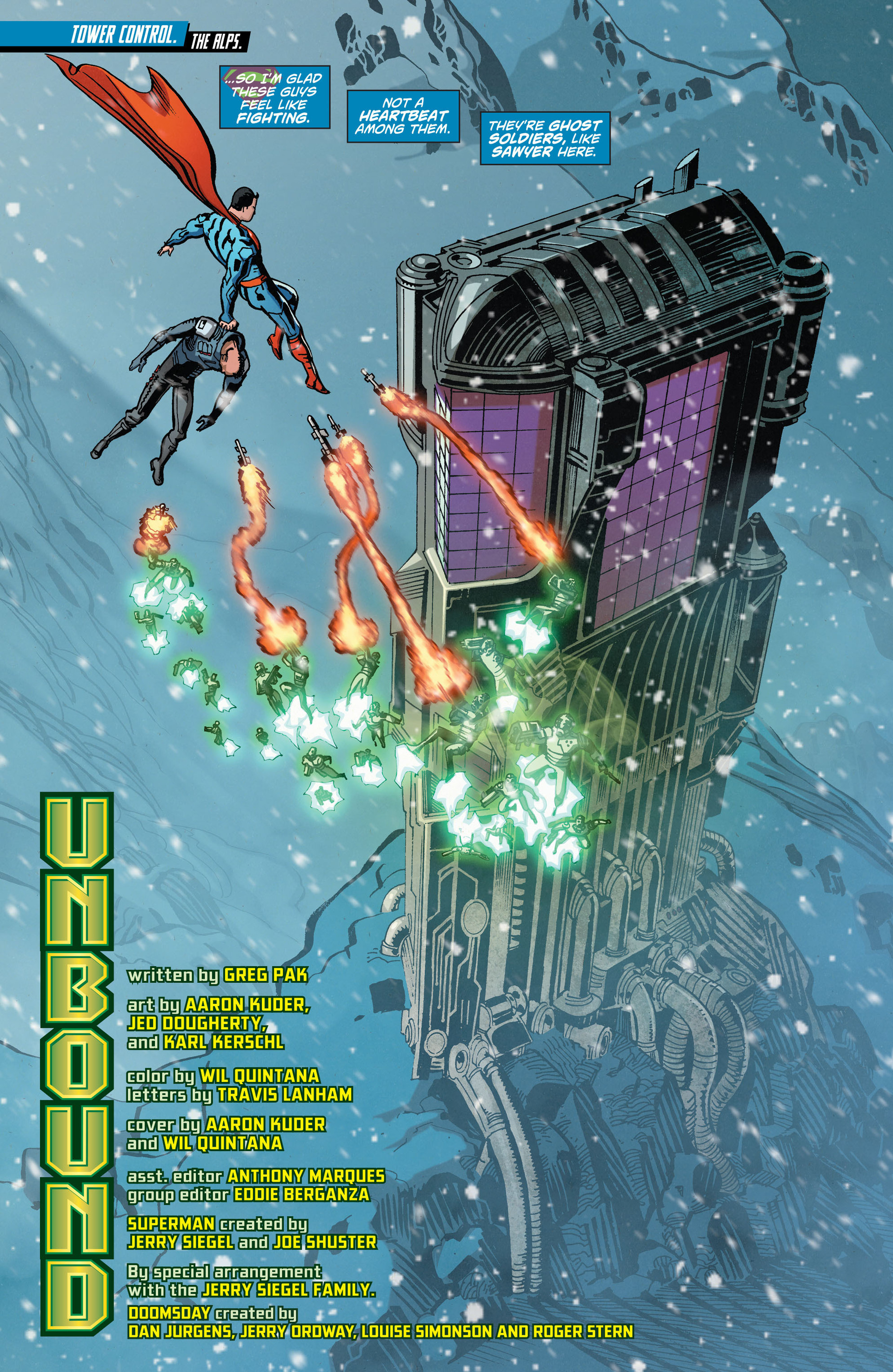 Read online Action Comics (2011) comic -  Issue #30 - 6