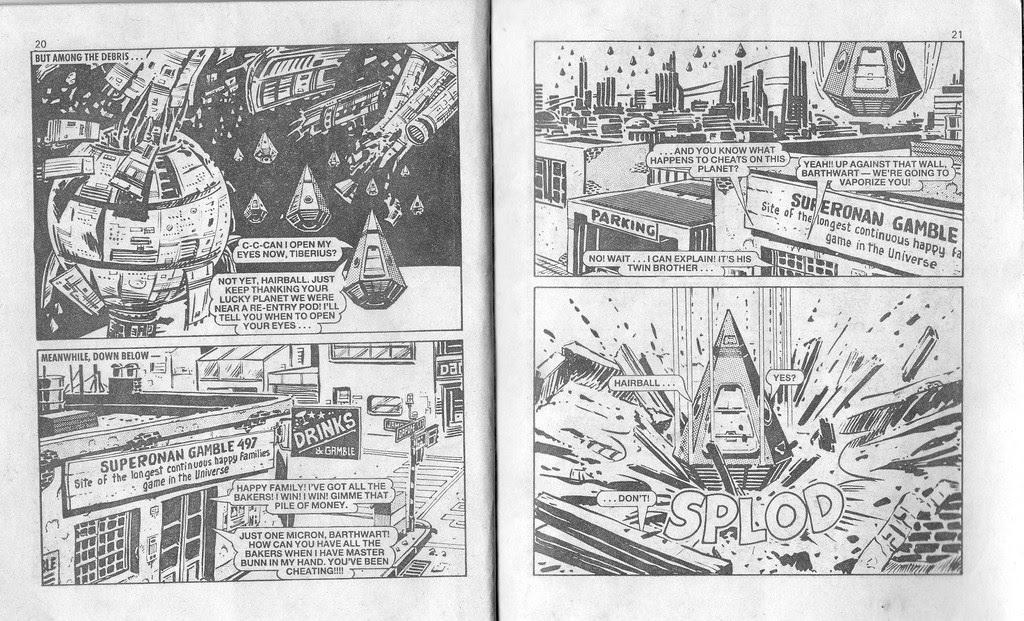 Starblazer issue 194 - Page 11