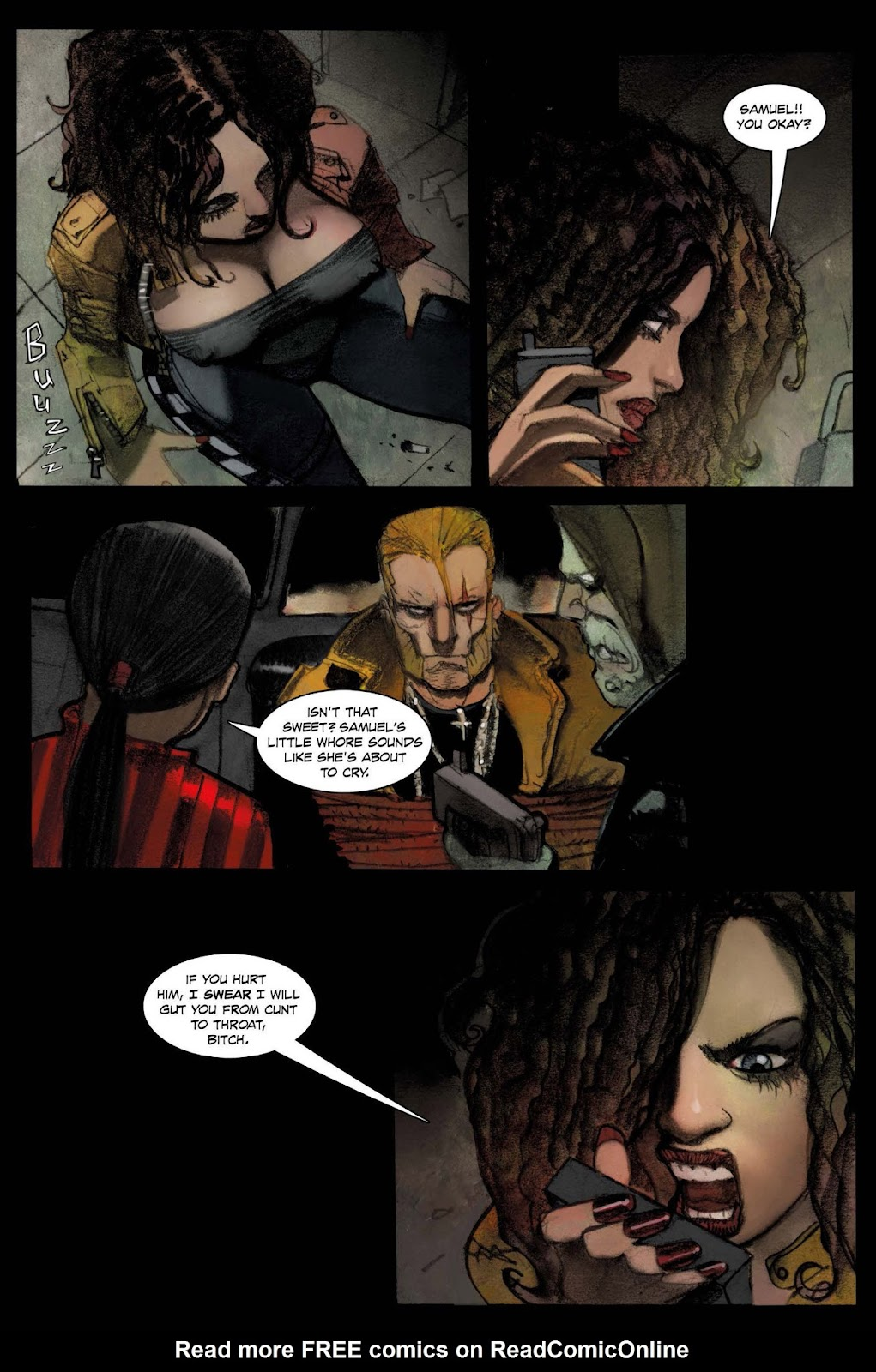 13 Coins issue TPB - Page 135