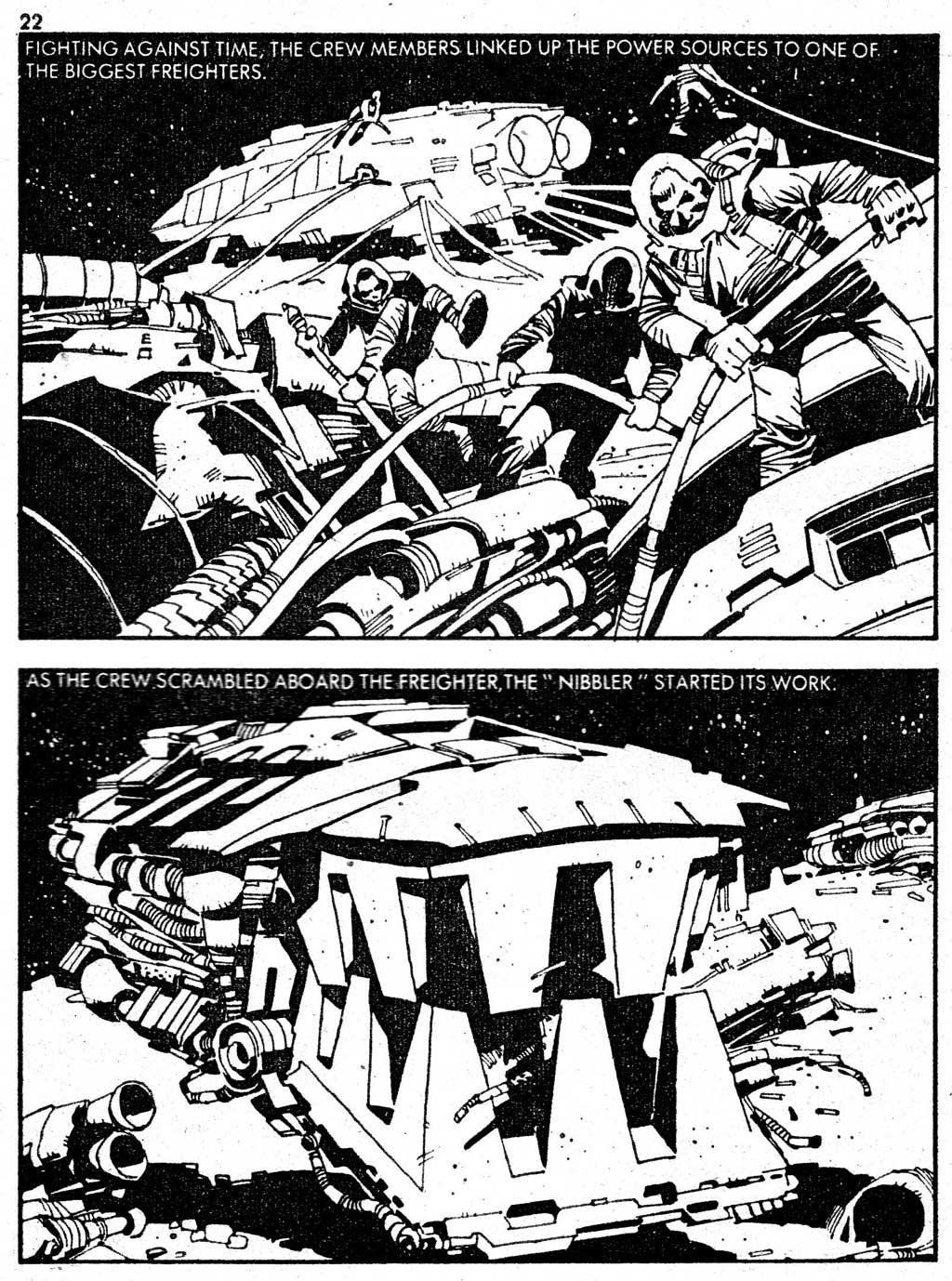 Starblazer issue 71 - Page 22