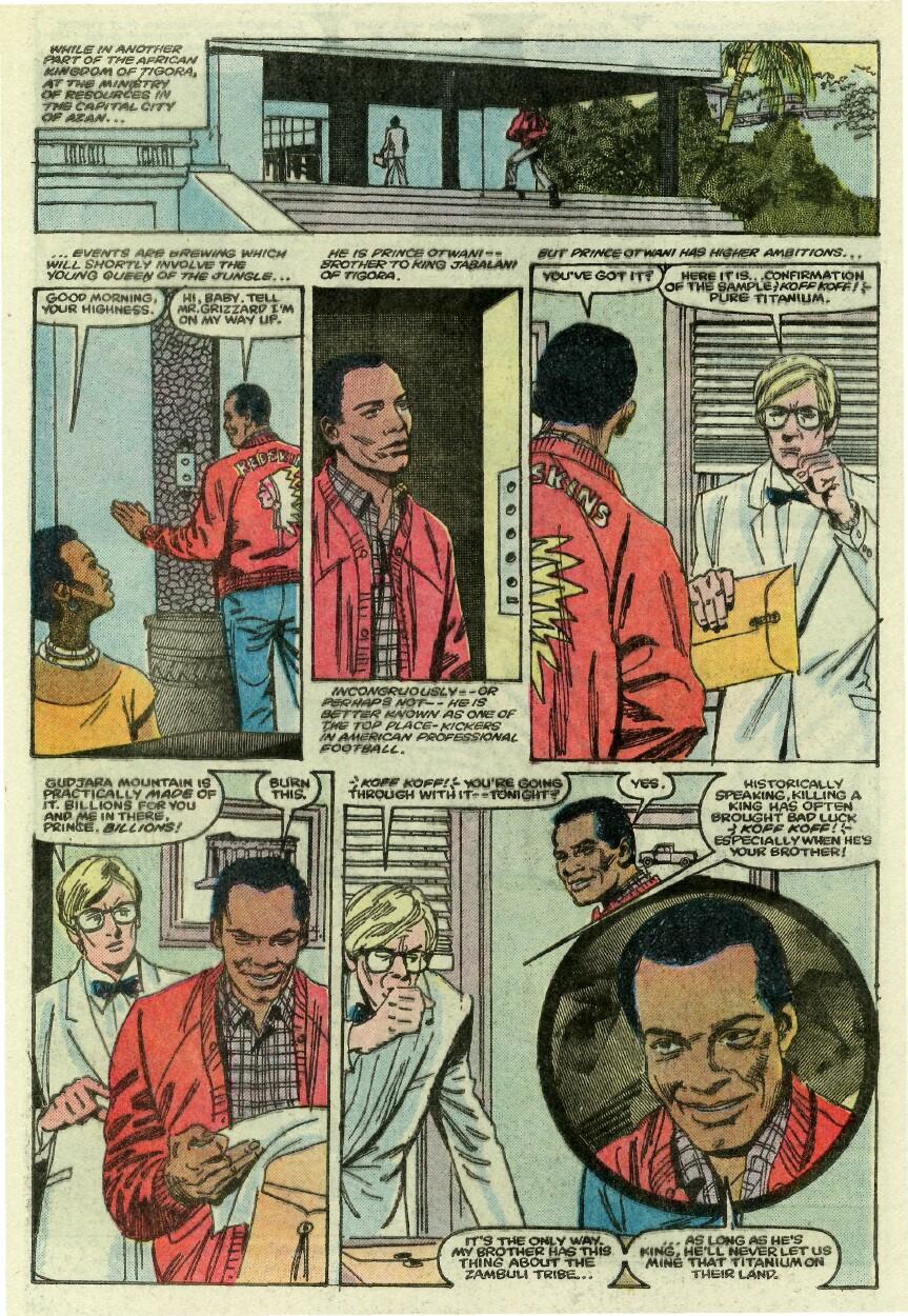 Read online Sheena comic -  Issue #1 - 9