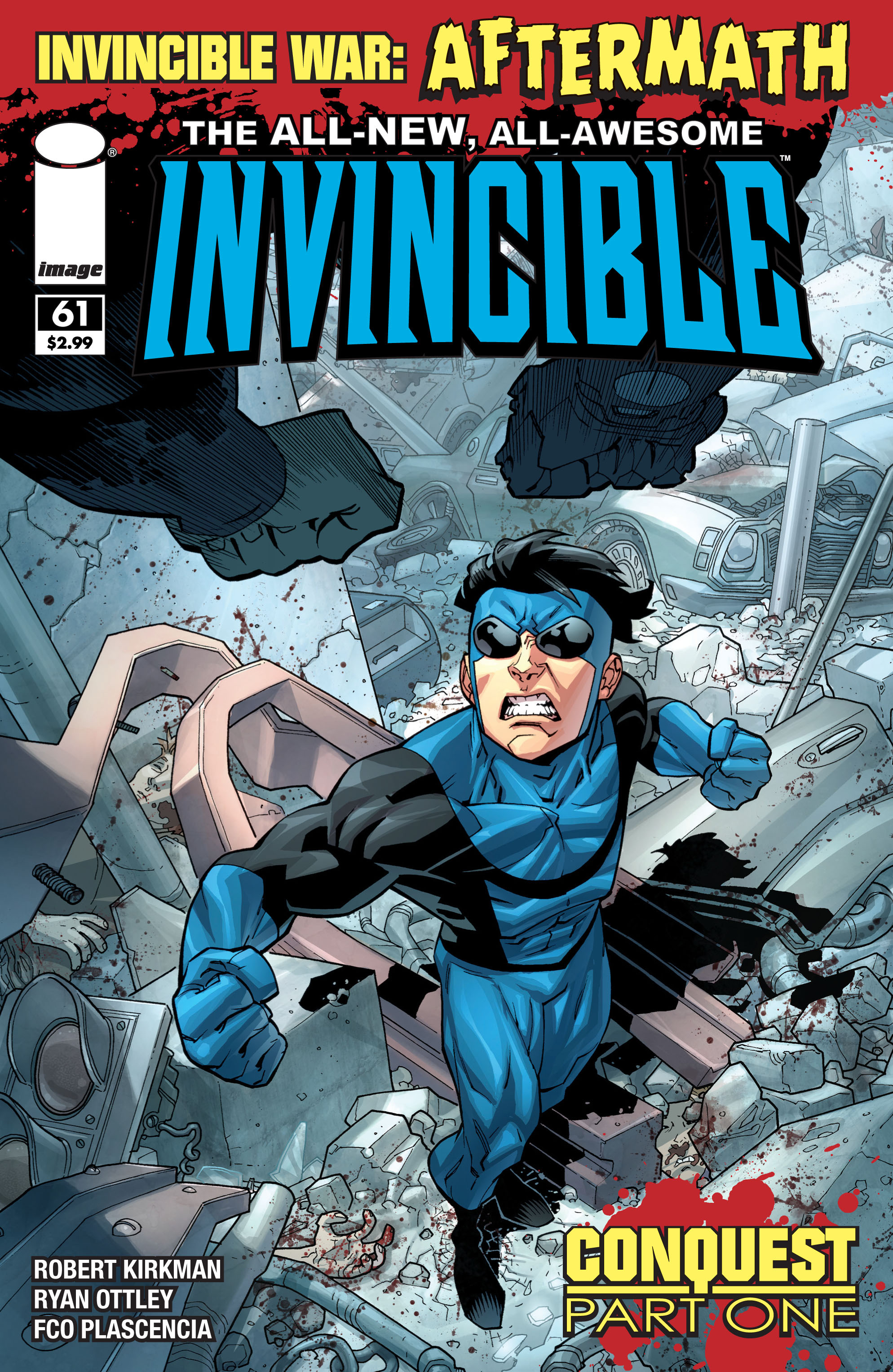 Invincible 61 Page 1