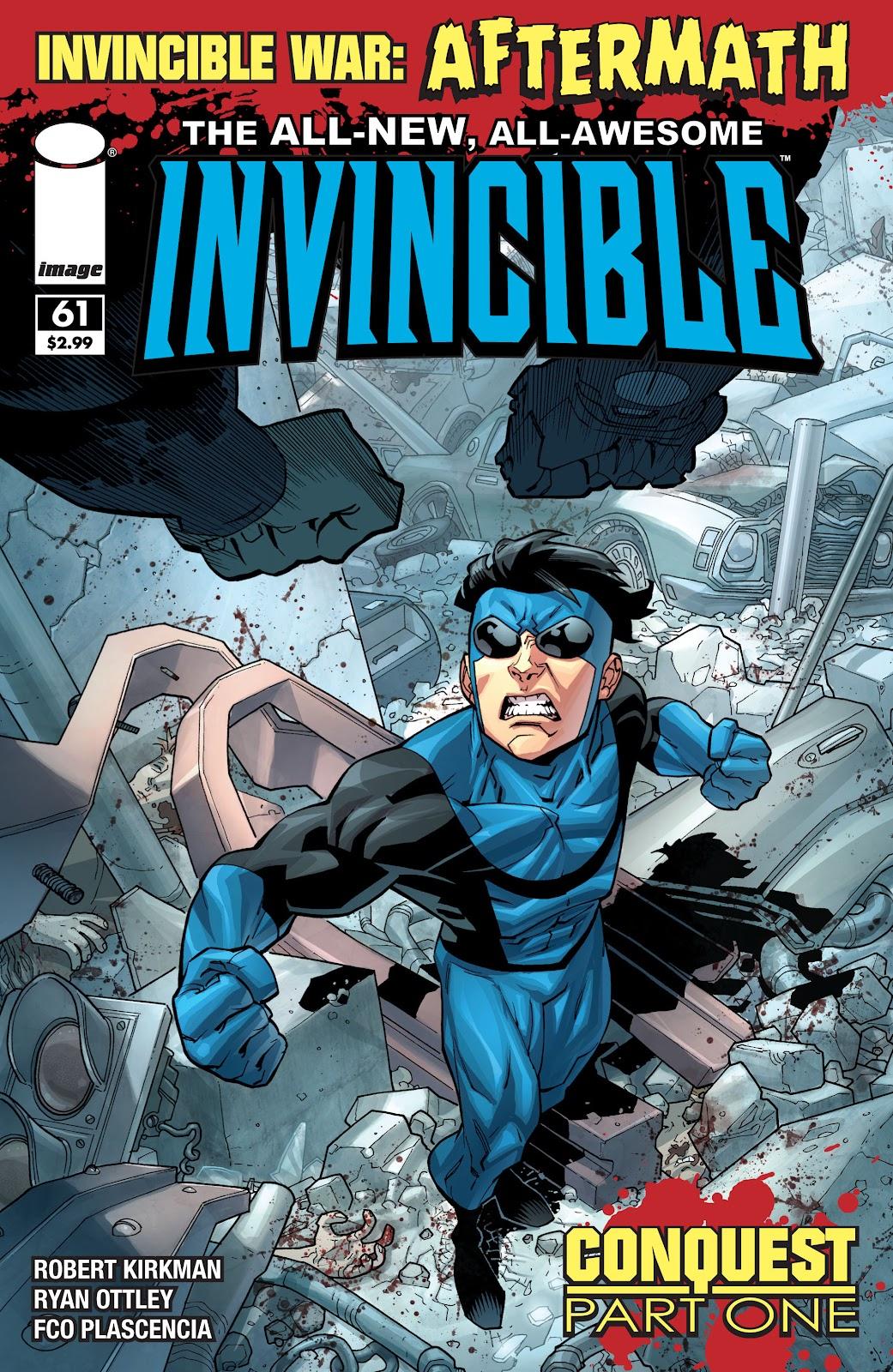 Invincible (2003) 61 Page 1