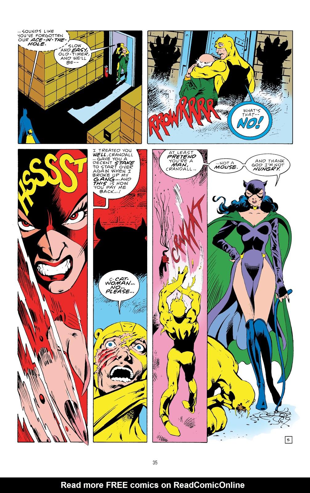Read online Detective Comics (1937) comic -  Issue # _TPB Batman - The Dark Knight Detective 1 (Part 1) - 35