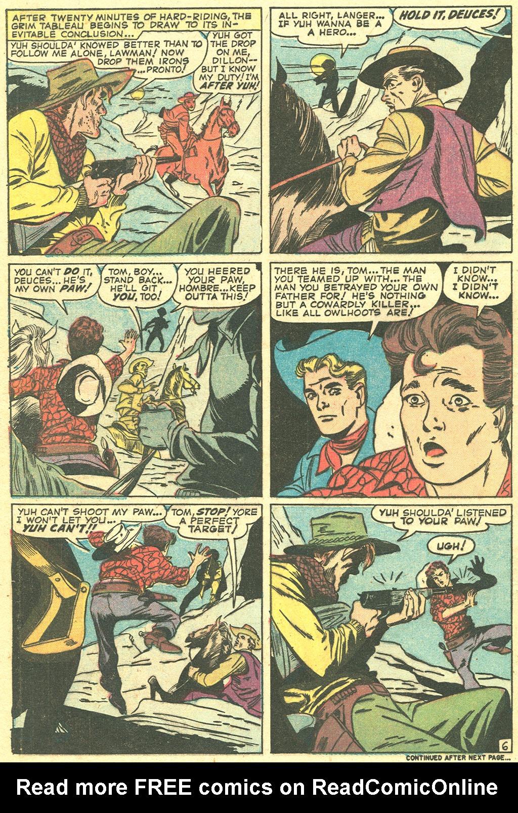 Read online Two-Gun Kid comic -  Issue #47 - 8