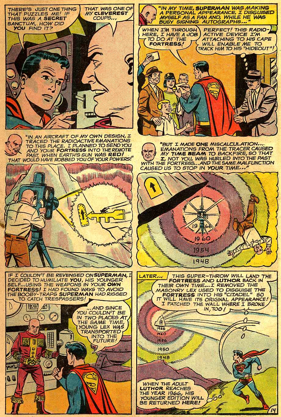 Superboy (1949) issue 135 - Page 15