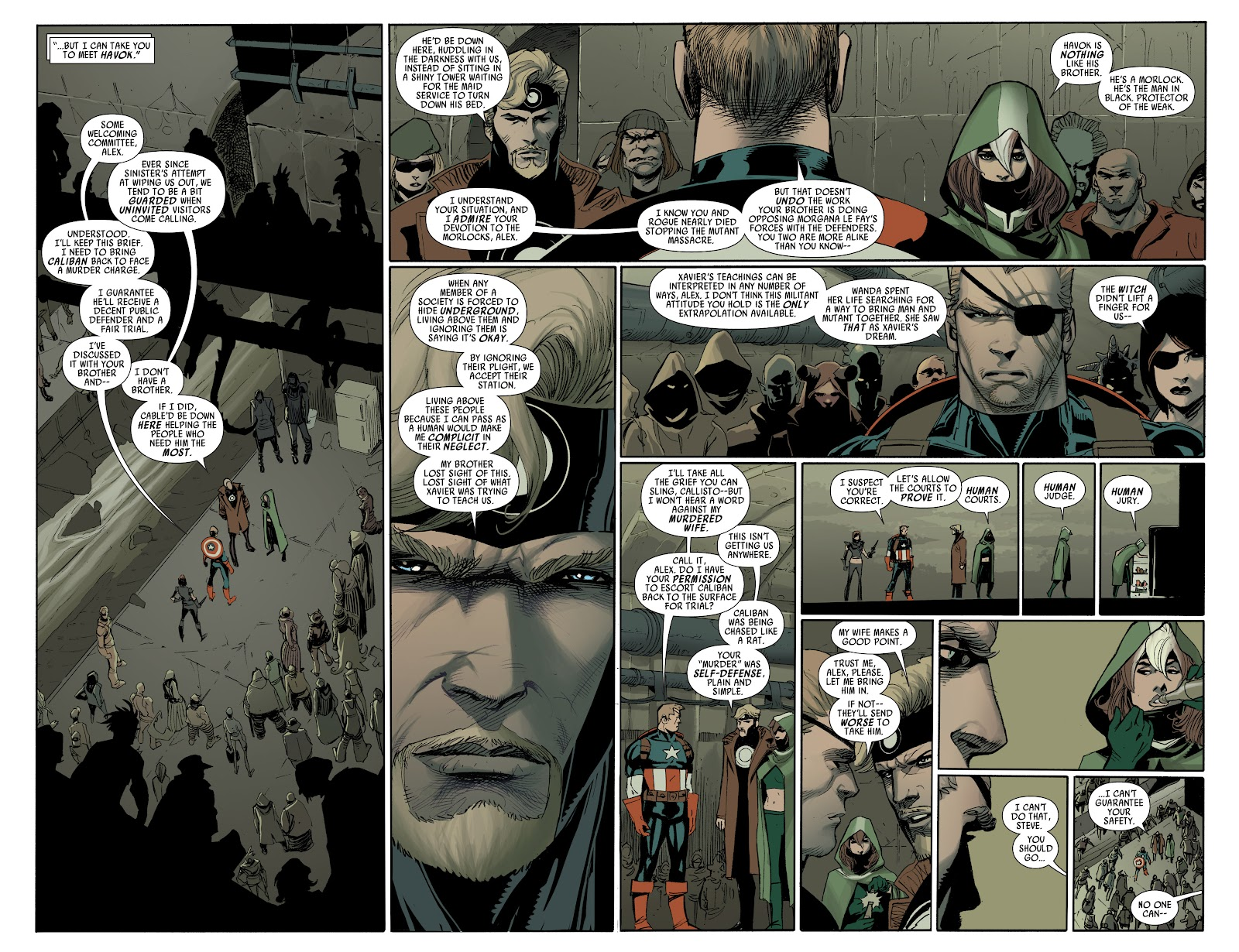 Read online Age of Ultron Companion comic -  Issue # TPB (Part 2) - 43
