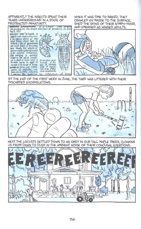 Read online Fun Home: A Family Tragicomic comic -  Issue # TPB - 162