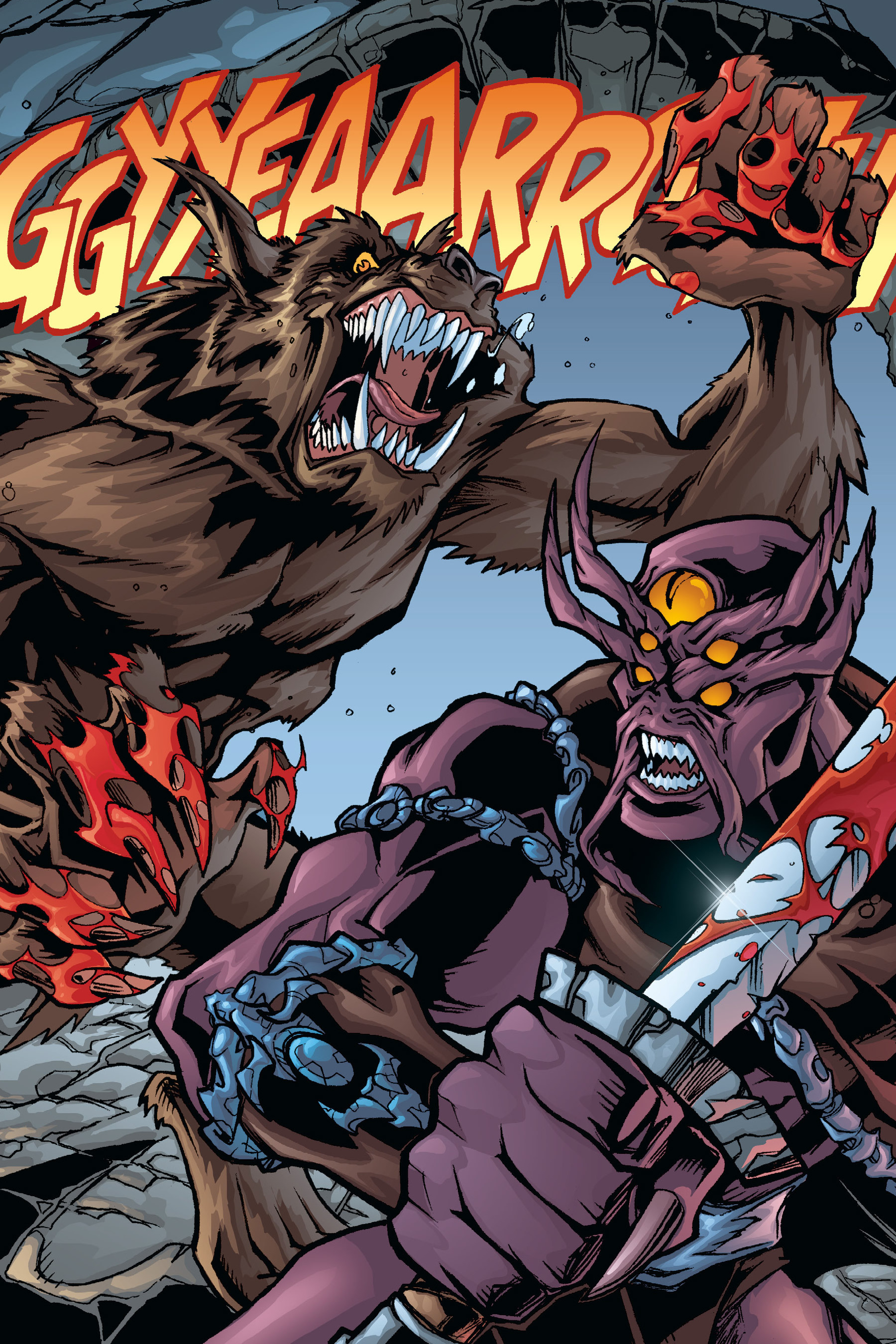 Read online Buffy the Vampire Slayer: Omnibus comic -  Issue # TPB 5 - 363