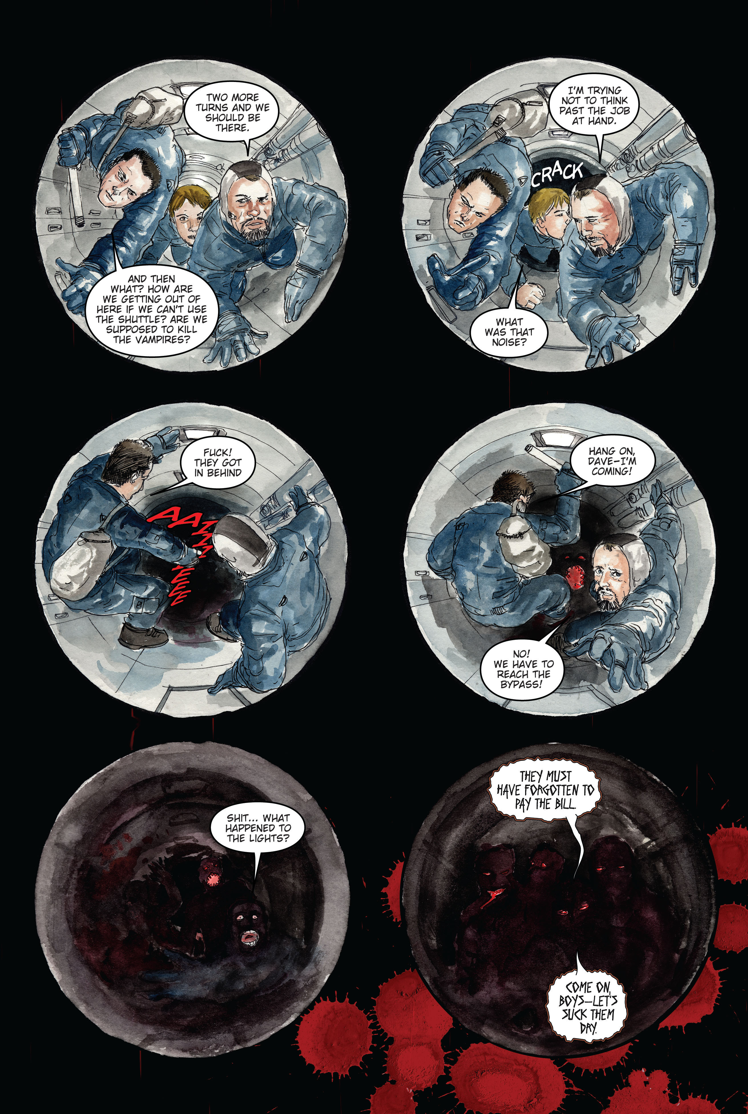 30 Days of Night: Dead Space 3 Page 3