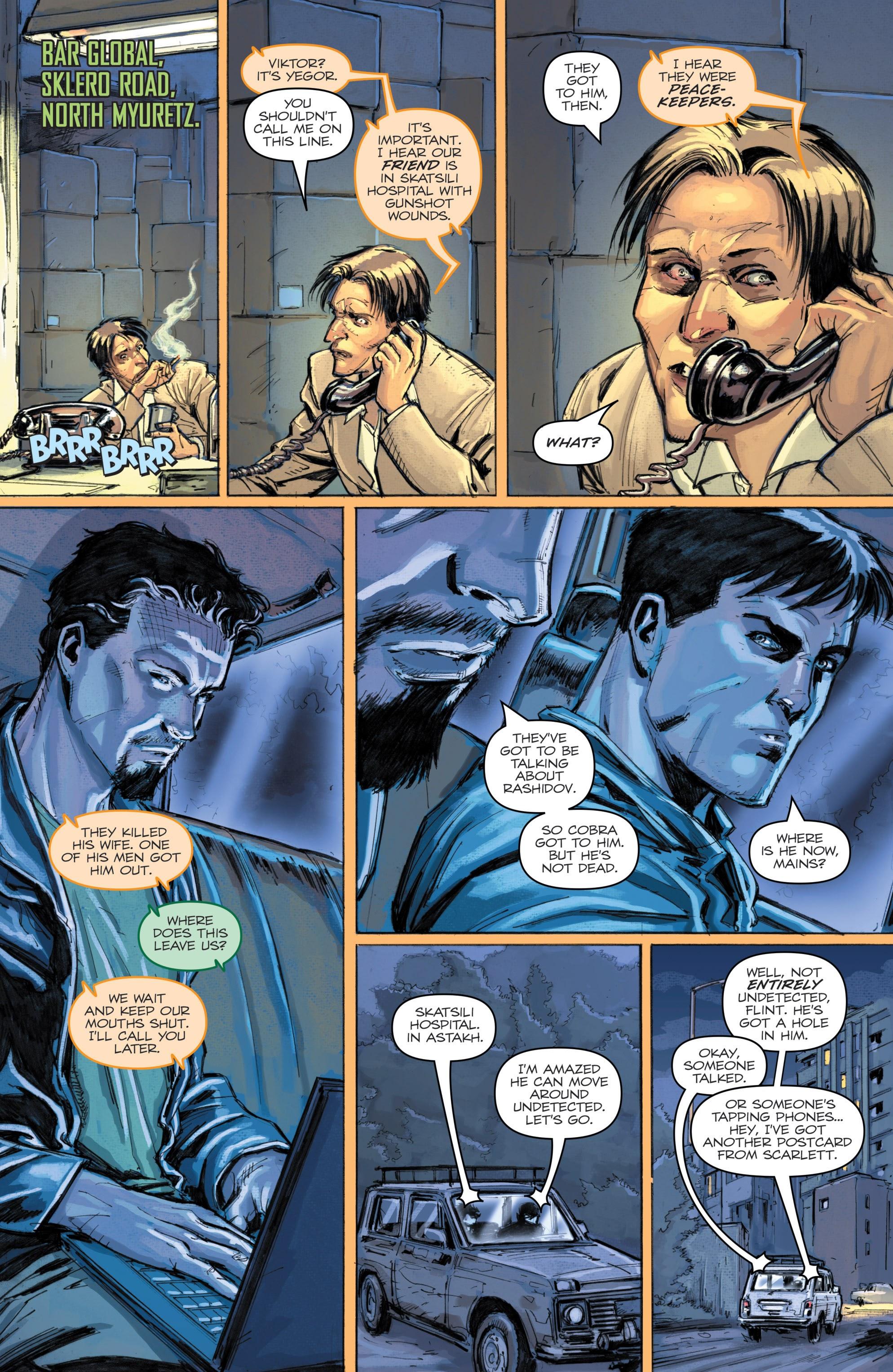 G.I. Joe (2014) #_TPB_2 #10 - English 61