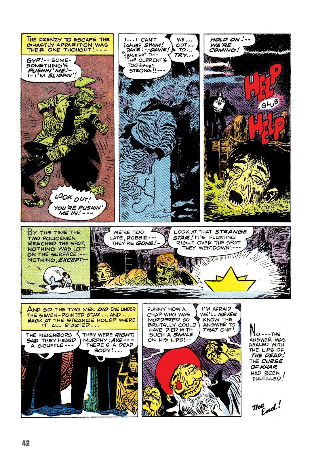 Read online The Joe Kubert Archives comic -  Issue # TPB (Part 1) - 53