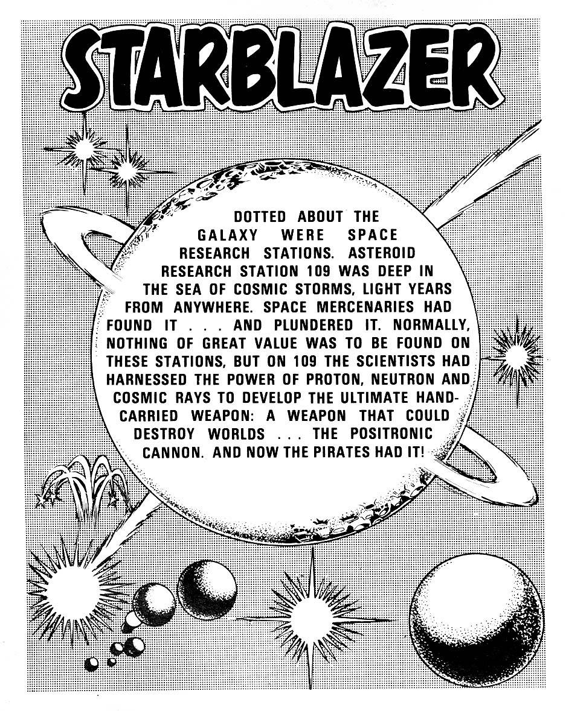 Starblazer issue 30 - Page 2