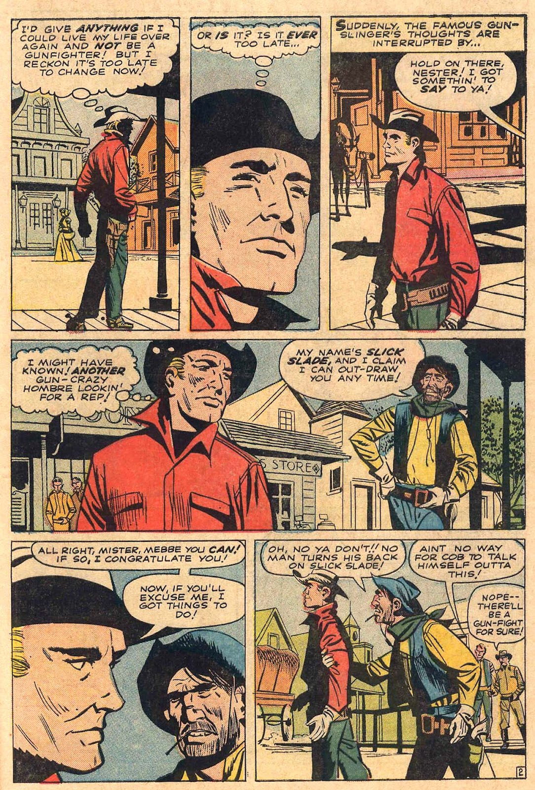 The Rawhide Kid (1955) issue 50 - Page 27
