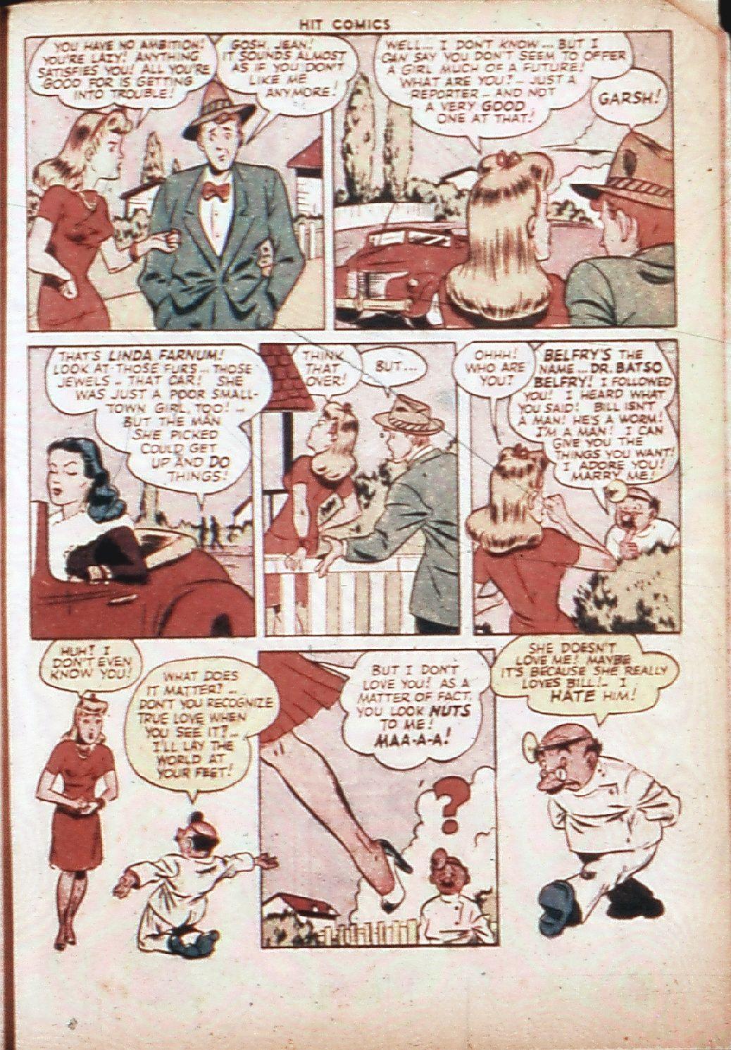 Read online Hit Comics comic -  Issue #30 - 50
