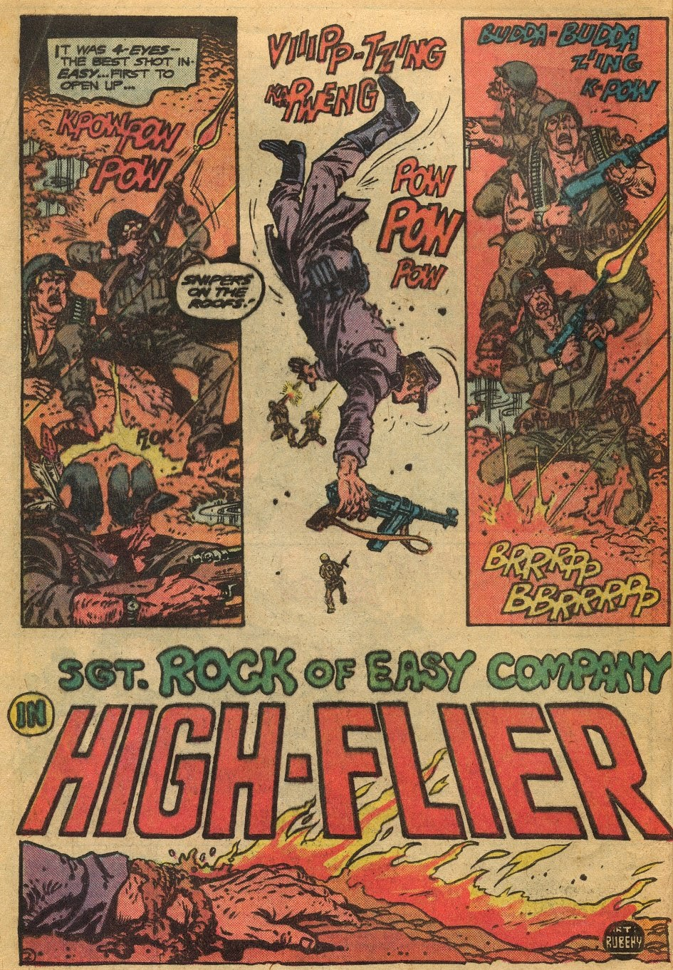Read online Sgt. Rock comic -  Issue #341 - 3