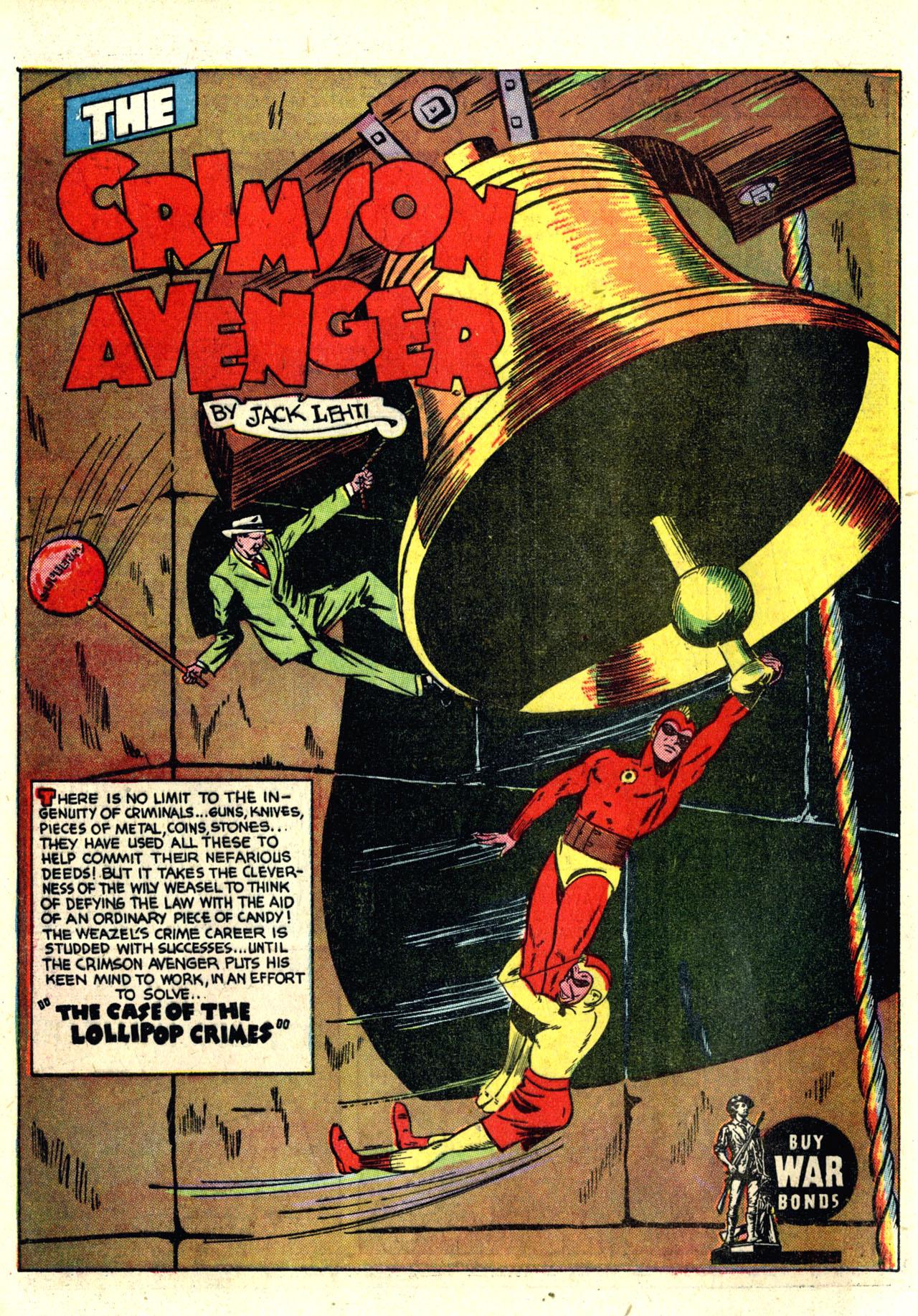 Read online Detective Comics (1937) comic -  Issue #76 - 28