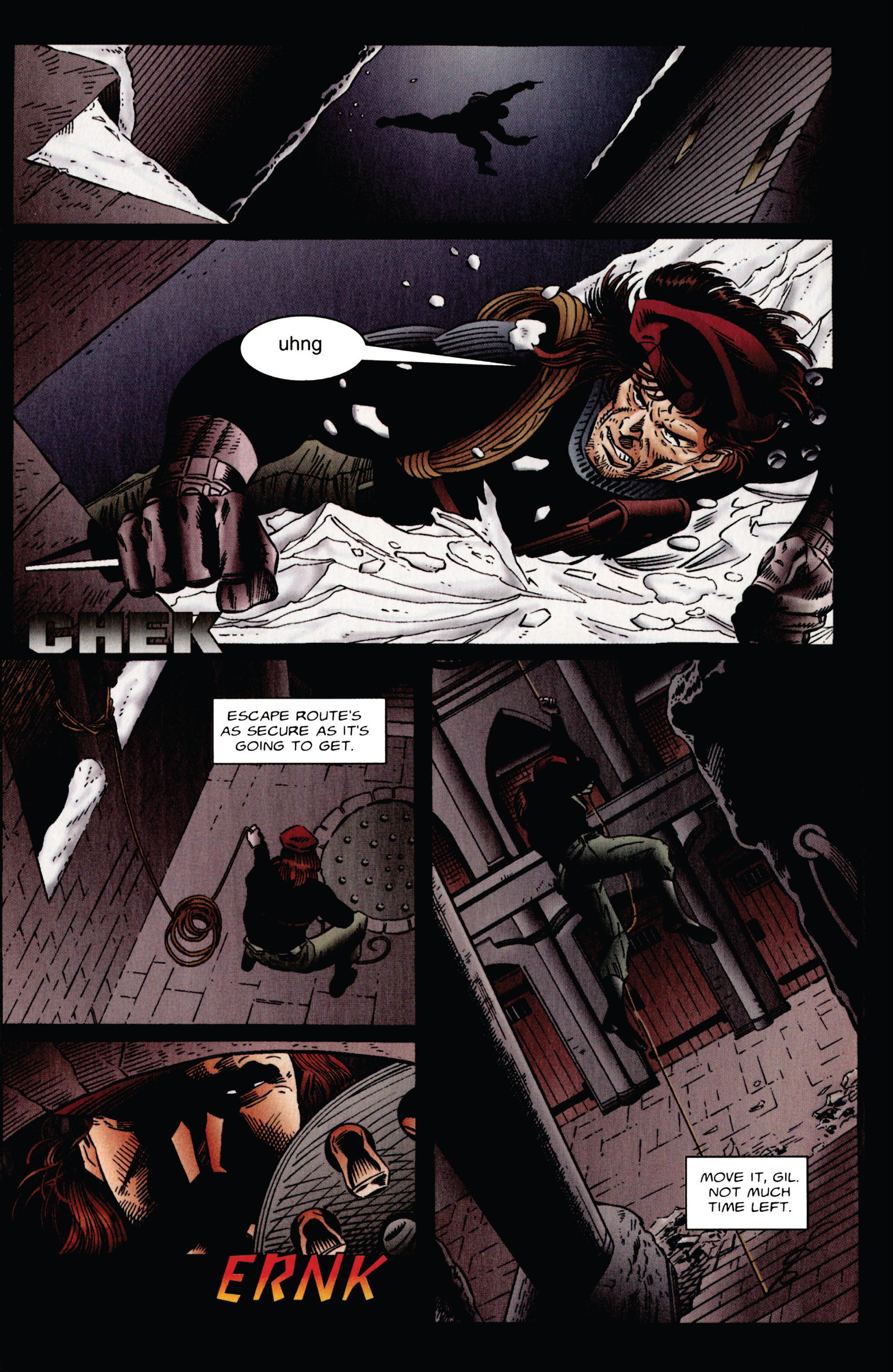 Read online Eternal Warrior (1992) comic -  Issue #43 - 4