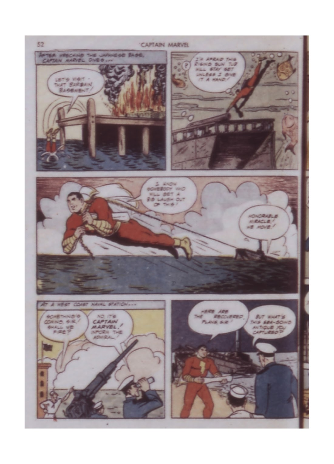 Captain Marvel Adventures issue 14 - Page 52
