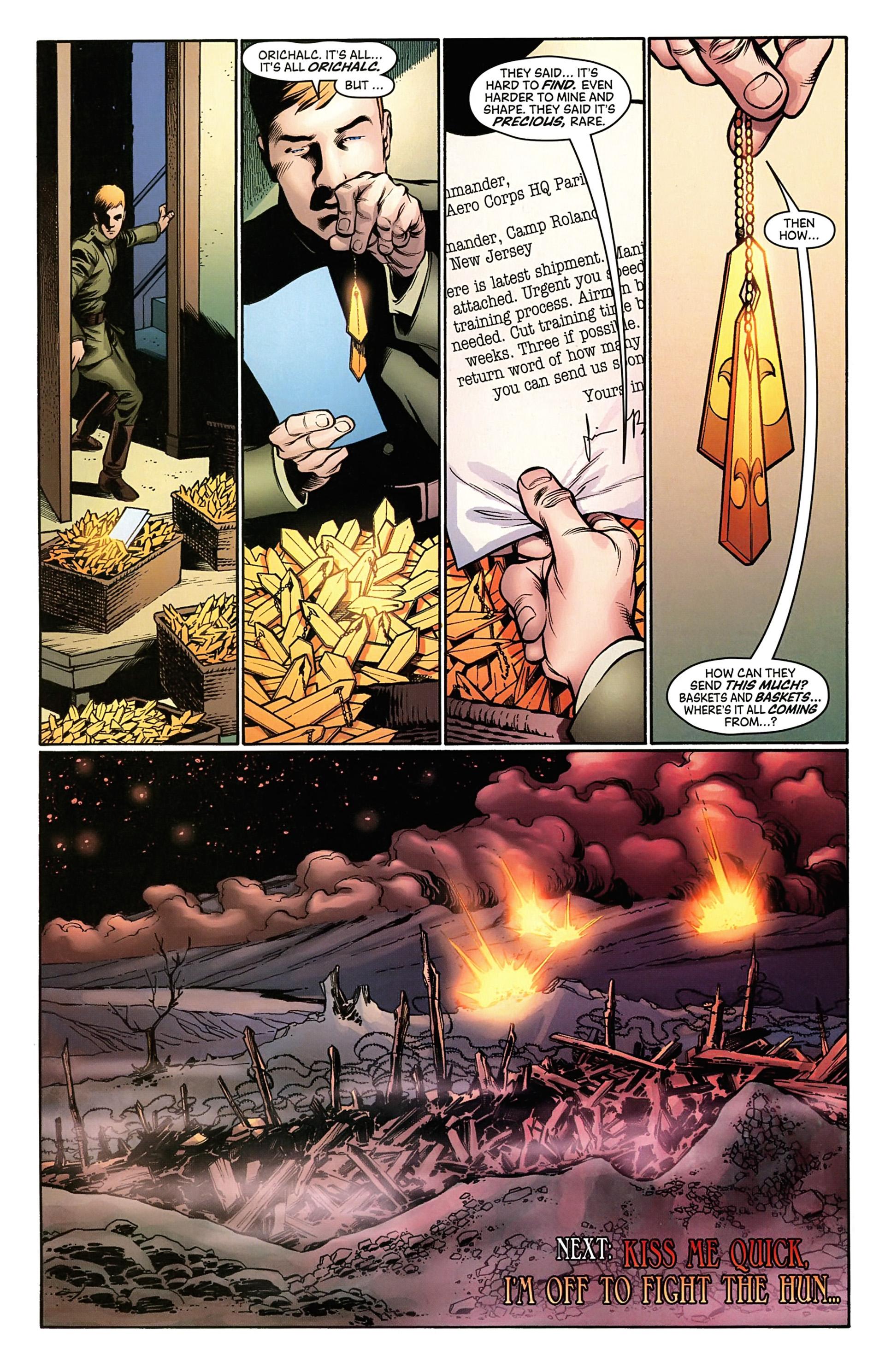 Read online Arrowsmith comic -  Issue #2 - 21