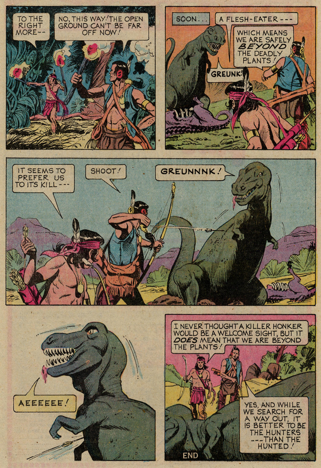 Read online Turok, Son of Stone comic -  Issue #98 - 14