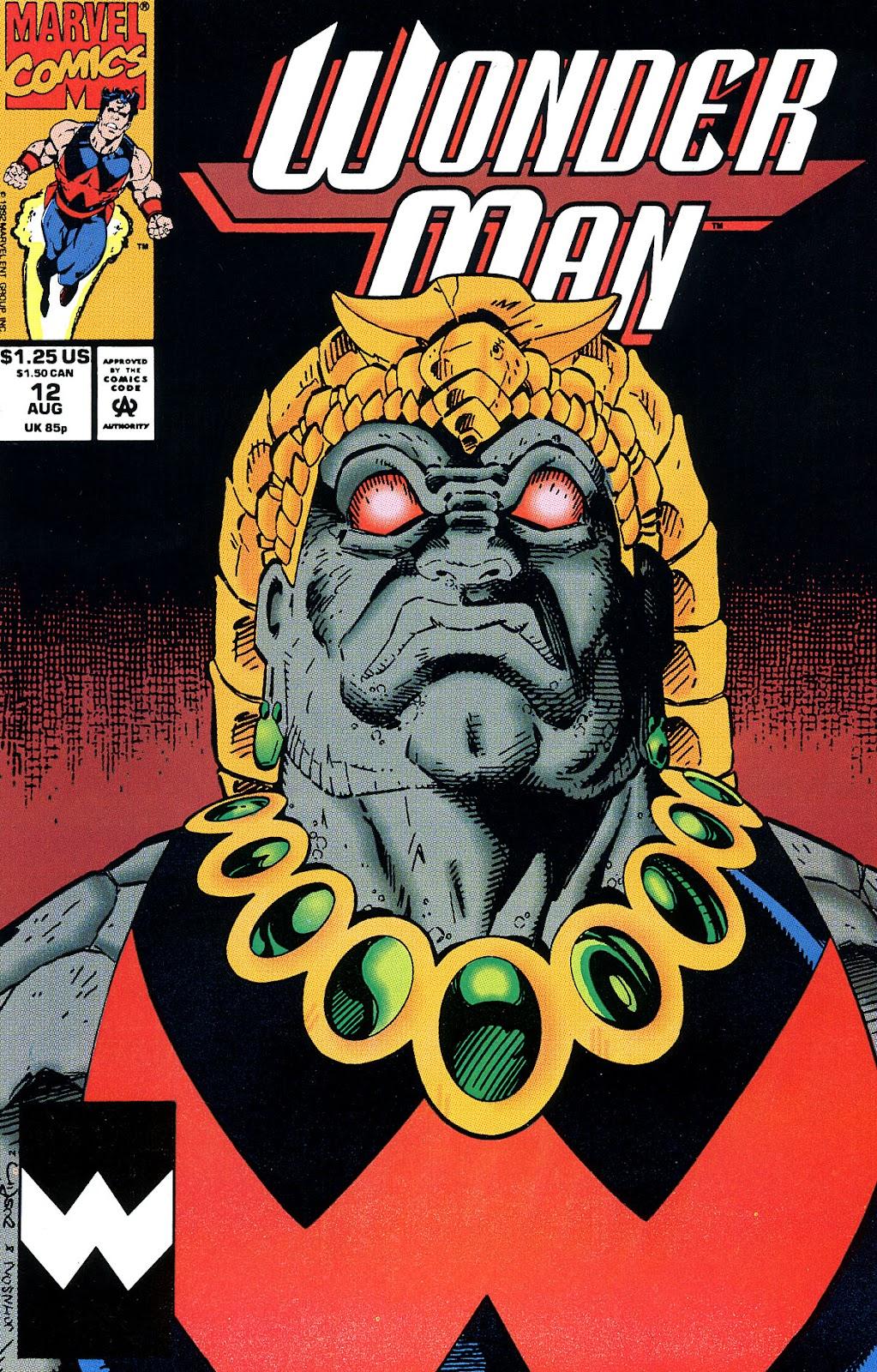 Wonder Man (1991) 12 Page 1