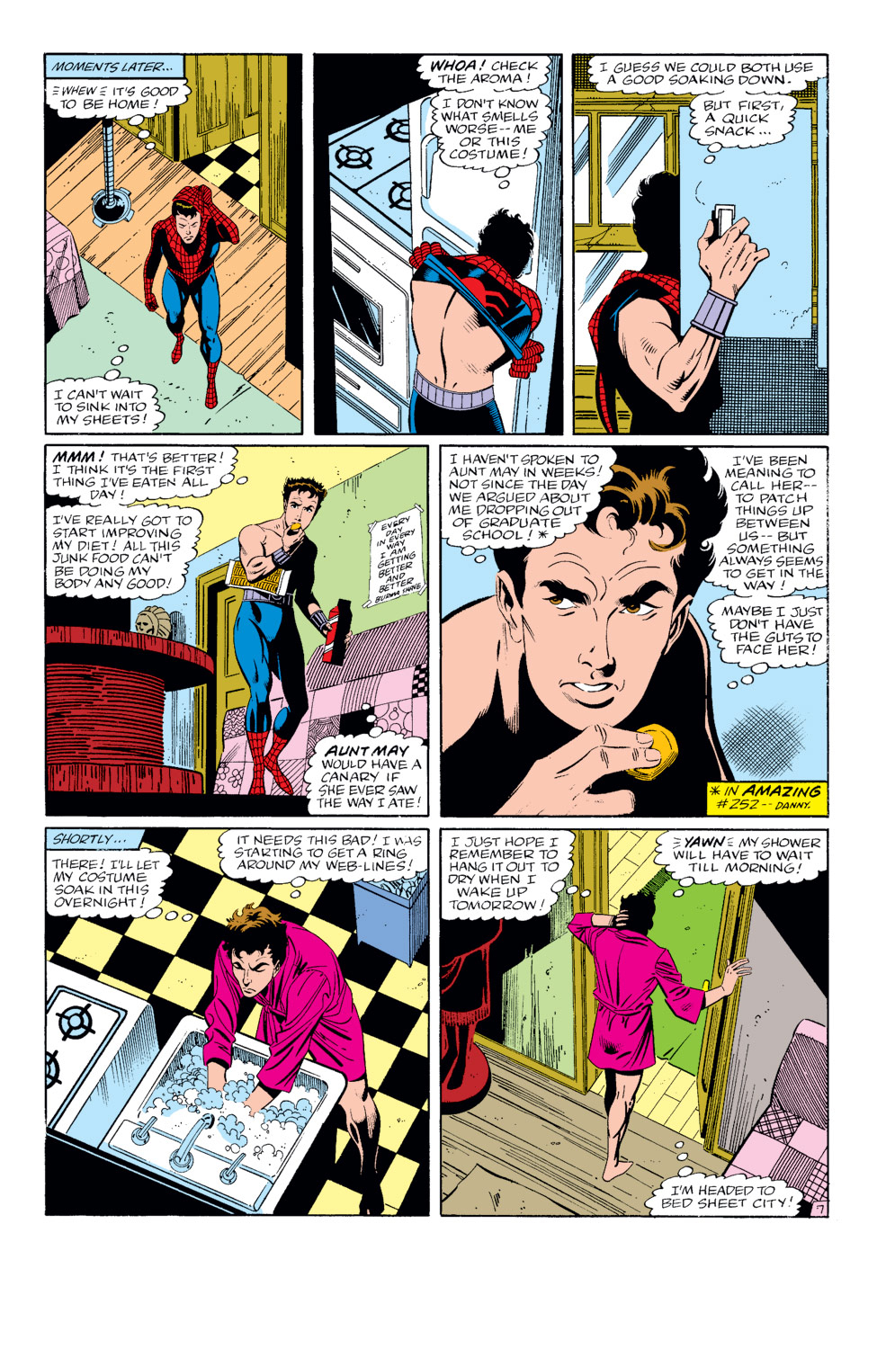 The Amazing Spider-Man (1963) 263 Page 7
