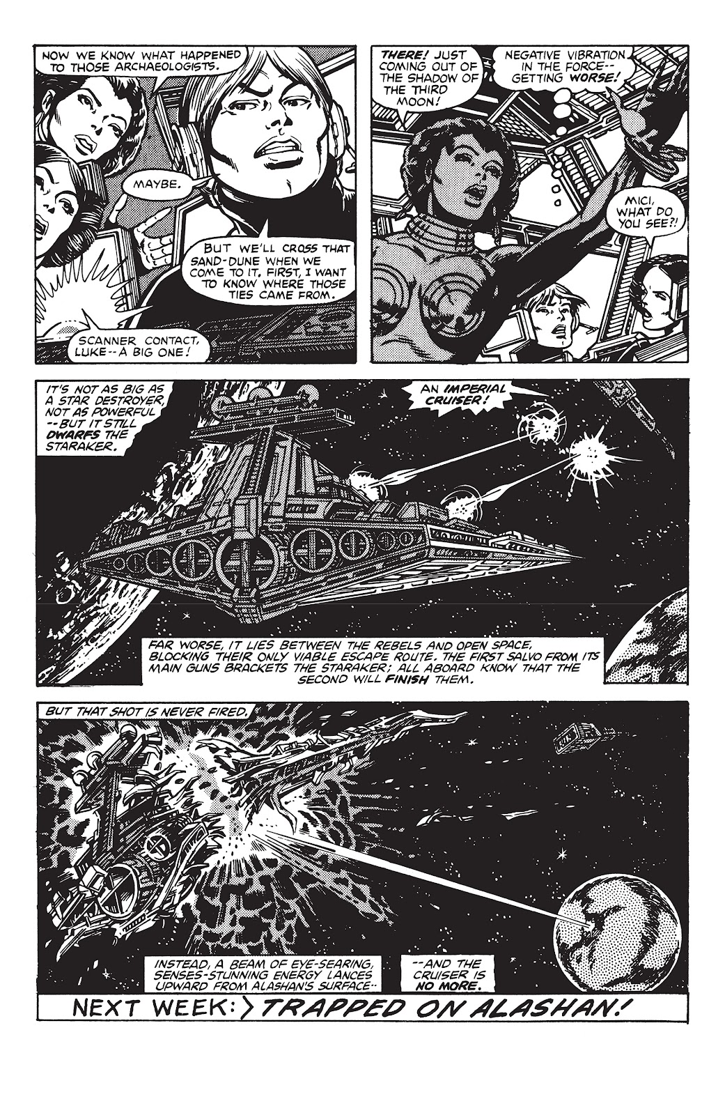 Read online Star Wars Legends: The Original Marvel Years - Epic Collection comic -  Issue # TPB 2 (Part 4) - 91