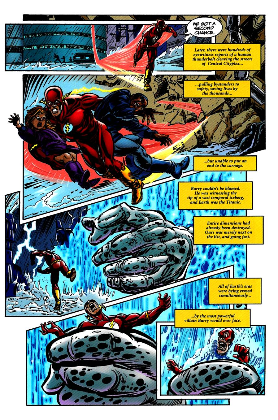 Read online The Life Story of the Flash comic -  Issue # Full - 88