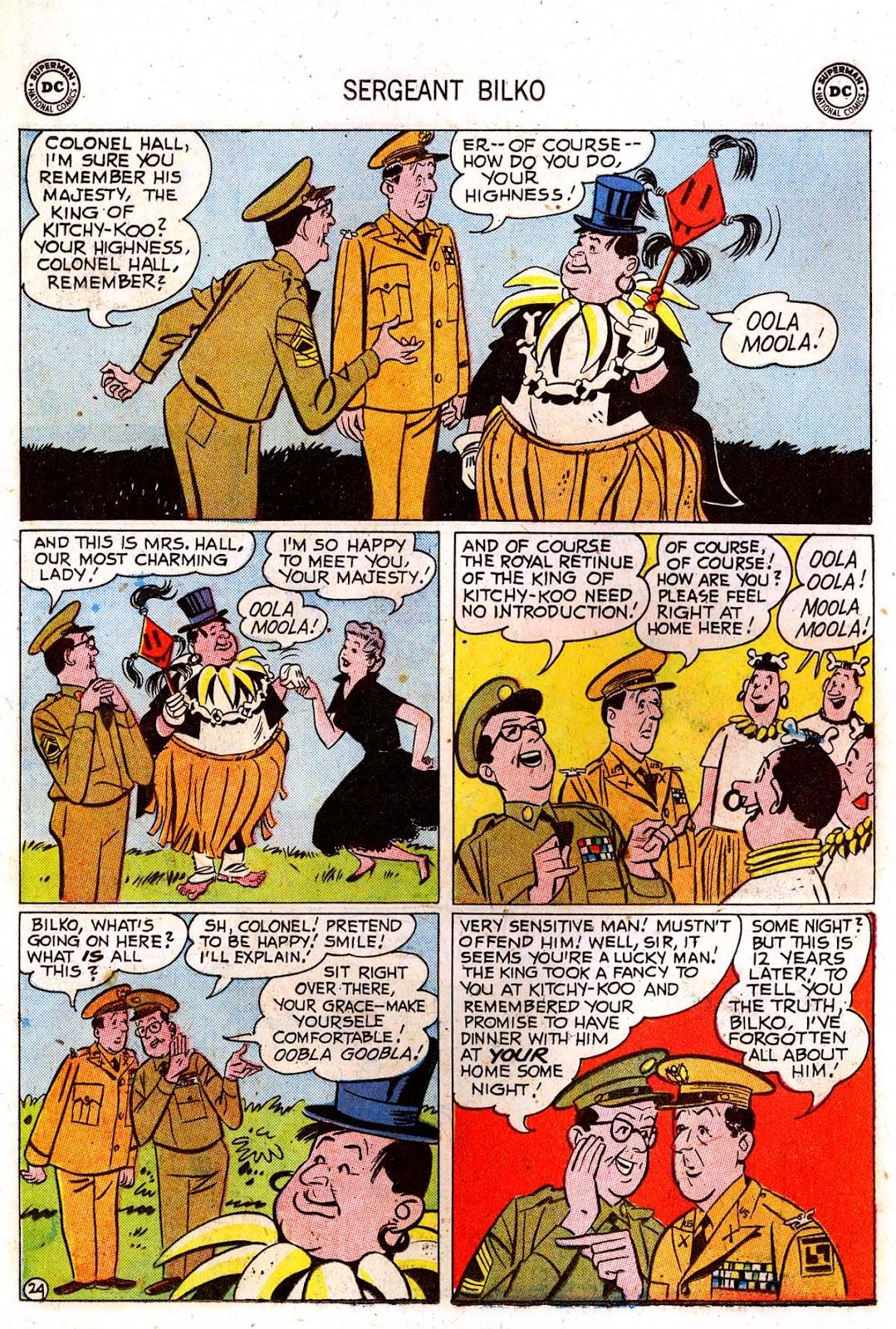 Sergeant Bilko issue 7 - Page 26