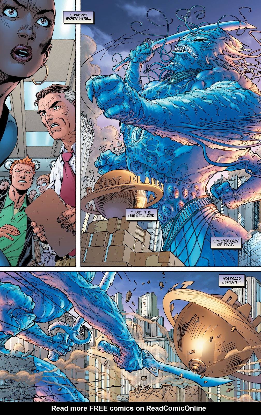 Read online Superman: For Tomorrow comic -  Issue # TPB (Part 2) - 32