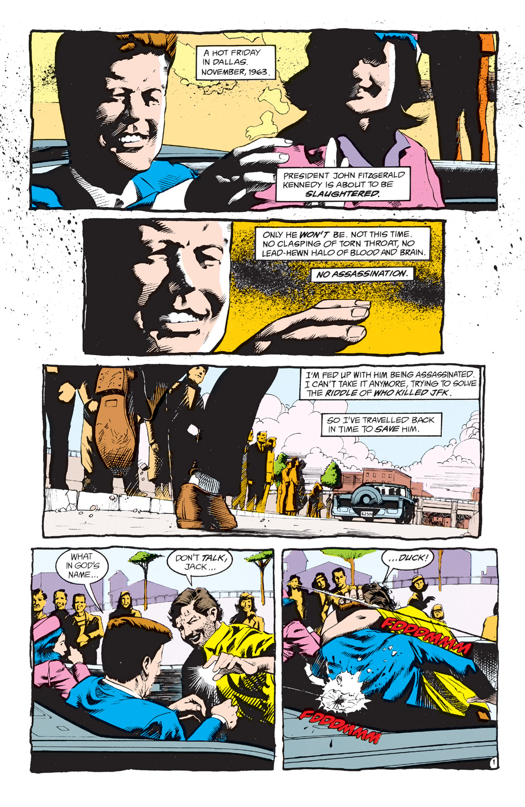 Read online Shade, the Changing Man comic -  Issue #3 - 3