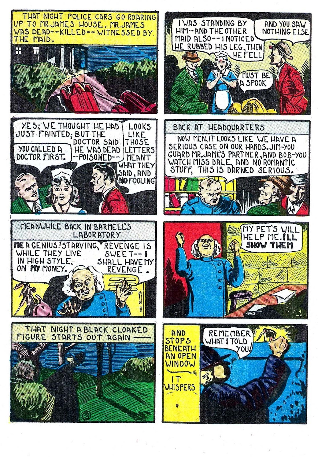 Amazing Man Comics issue 5 - Page 40