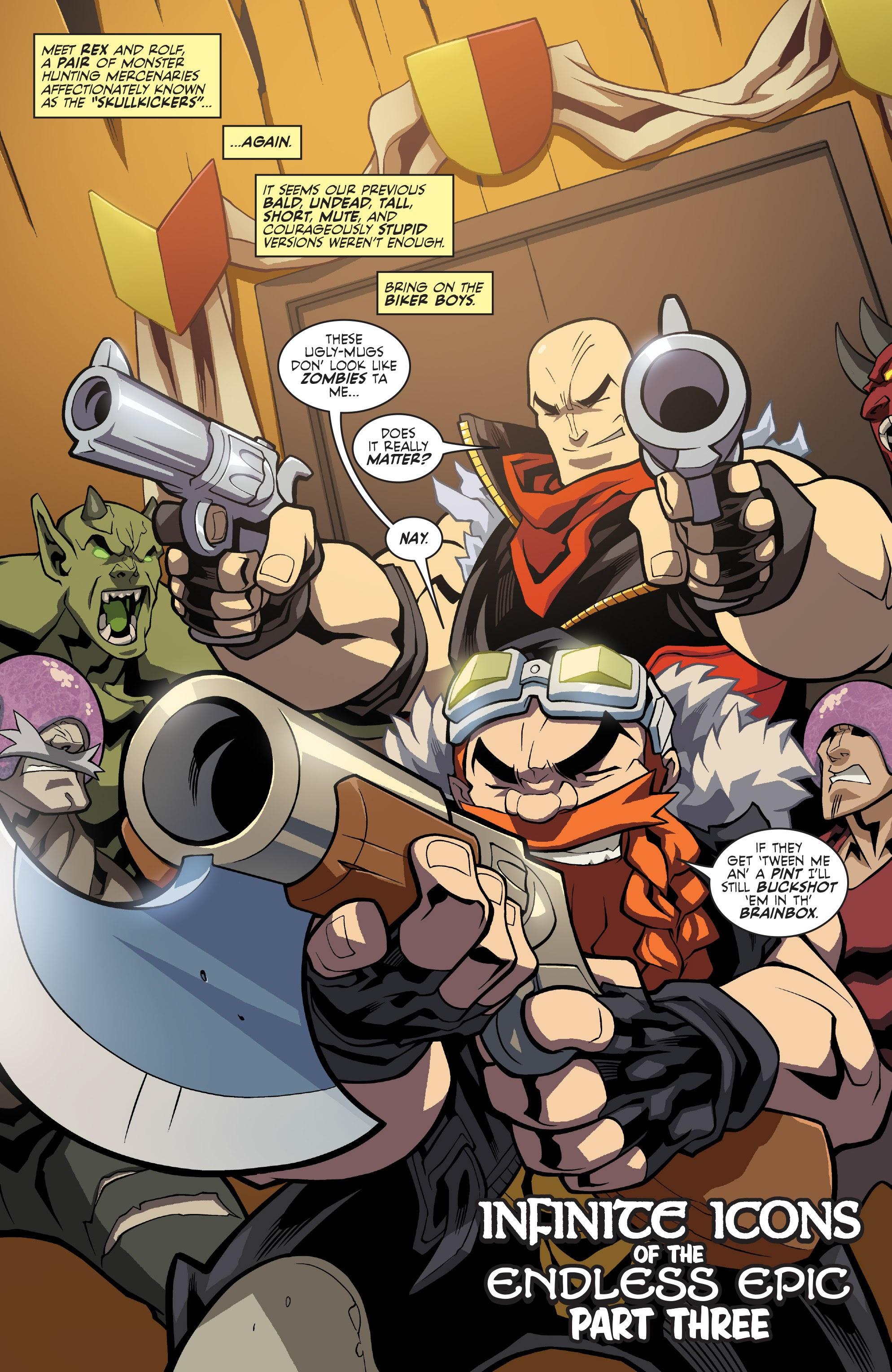 Read online Skullkickers comic -  Issue #33 - 3