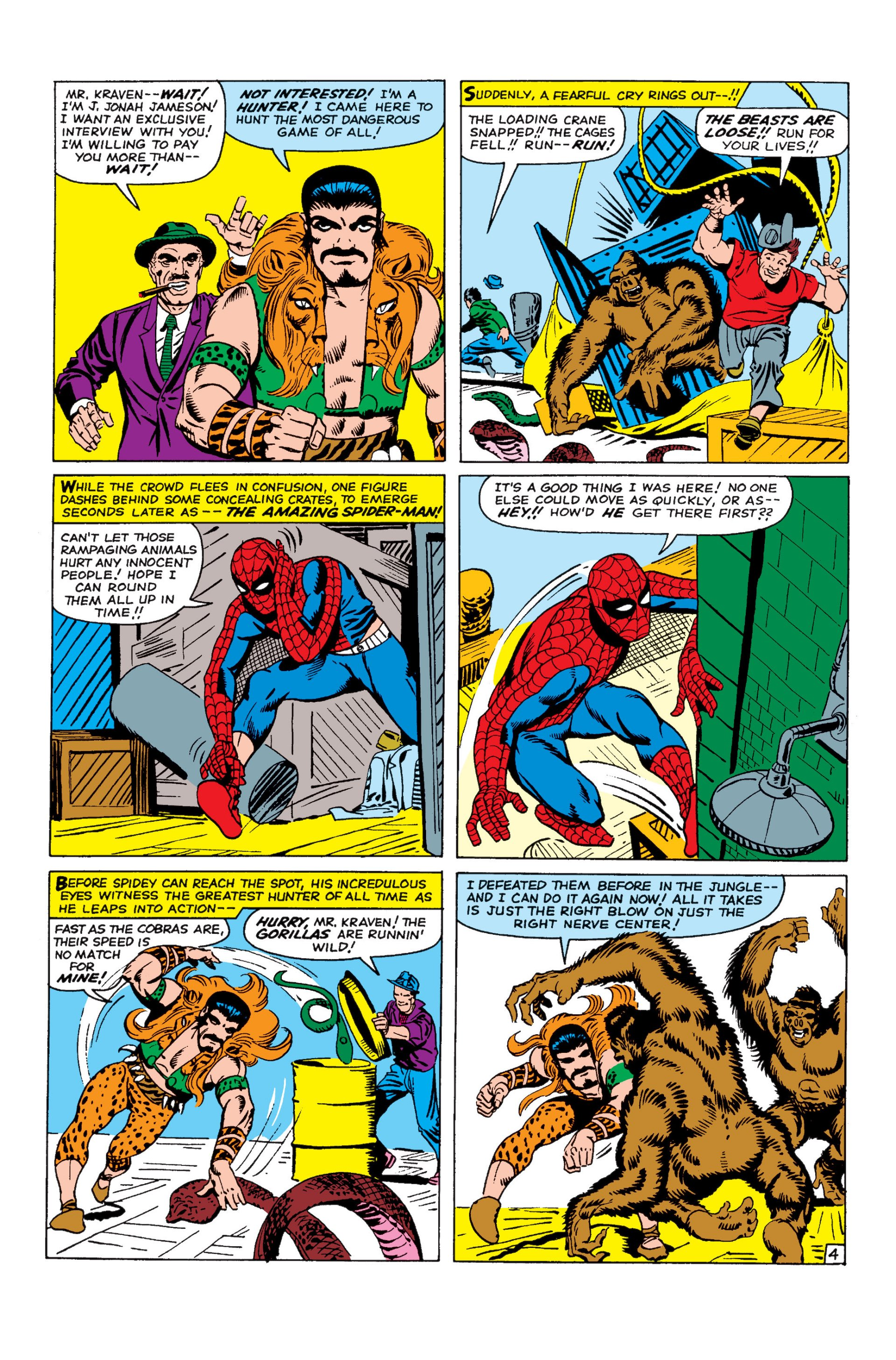 The Amazing Spider-Man (1963) 15 Page 4