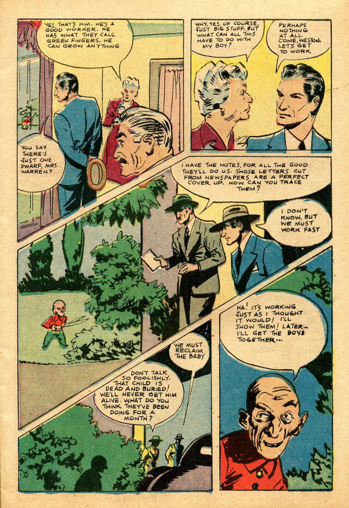 Read online Shadow Comics comic -  Issue #69 - 5