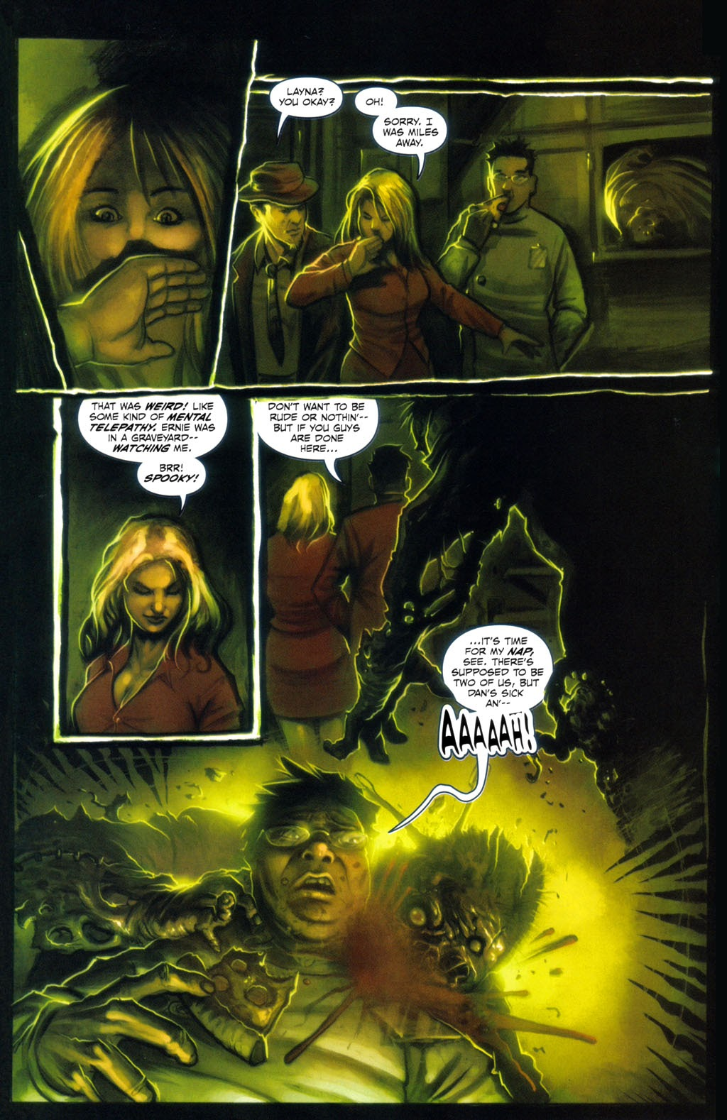 Read online Evil Ernie in Santa Fe comic -  Issue #2 - 14