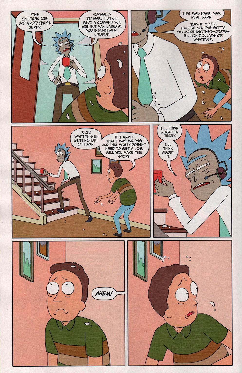 Read online Free Comic Book Day 2017 comic -  Issue # Rick and Morty - 12