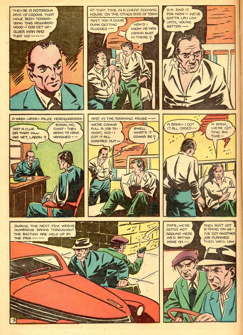 Read online Detective Comics (1937) comic -  Issue #30 - 30