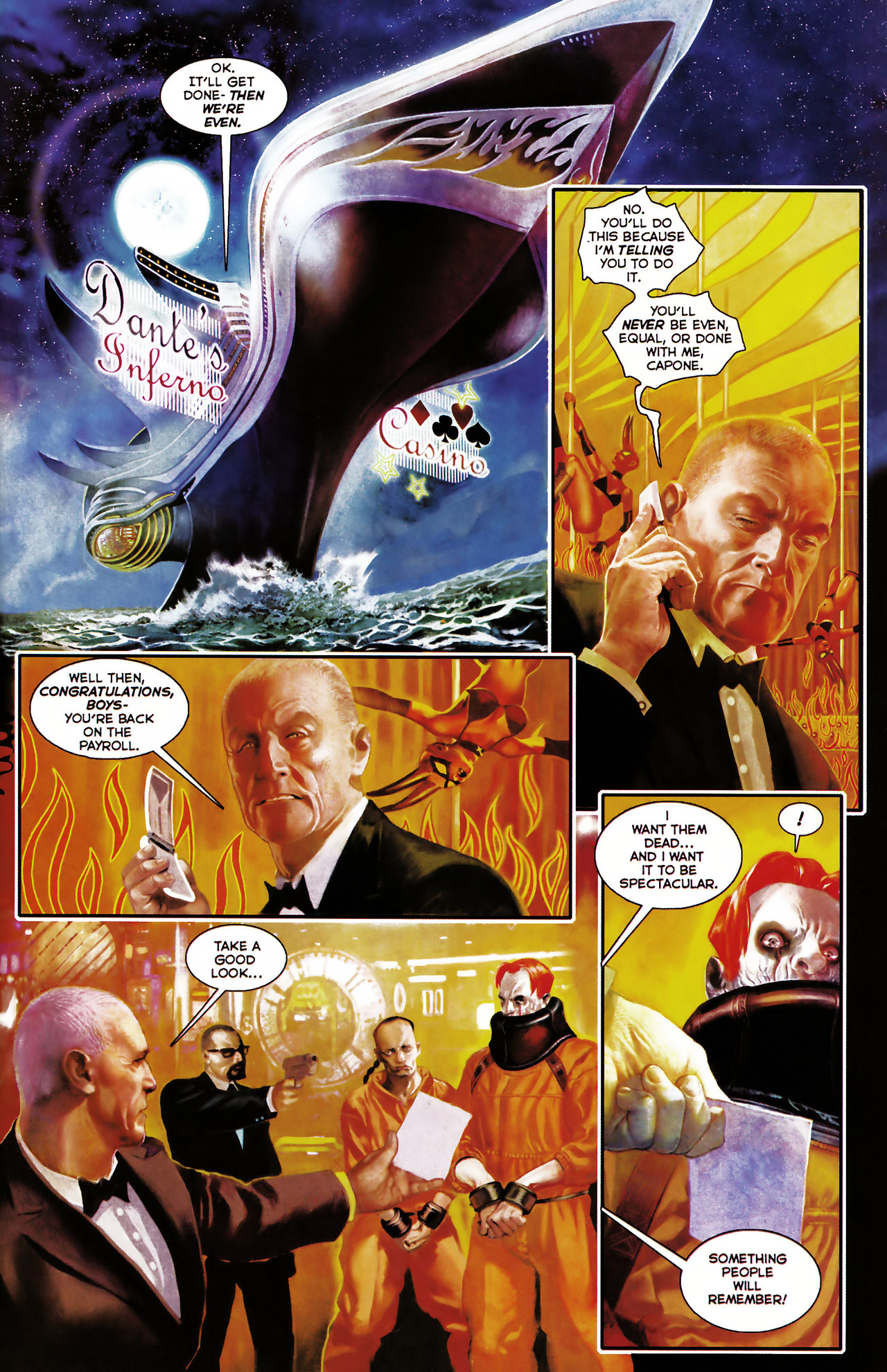 Read online Shark-Man comic -  Issue #1 - 3